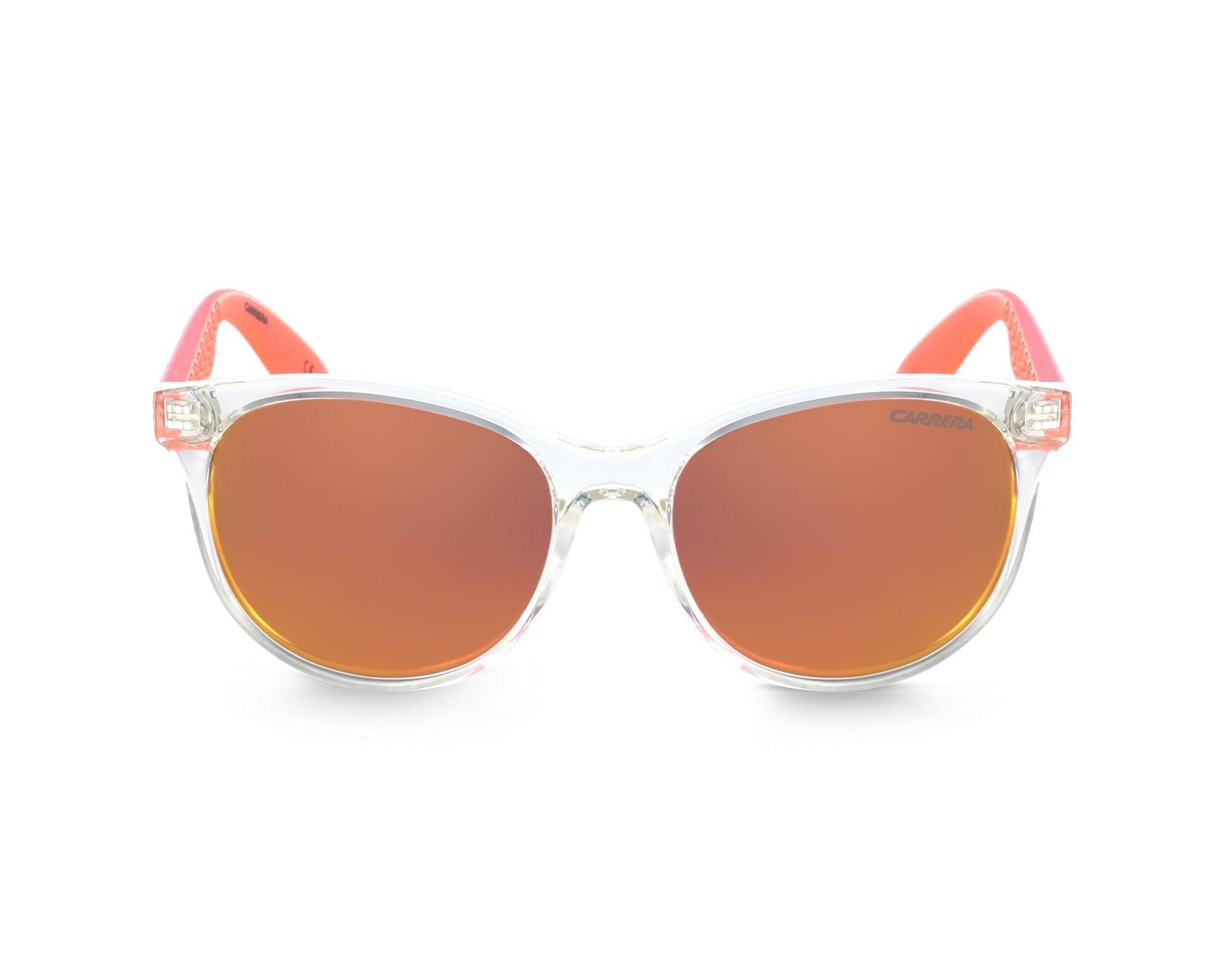 Carrera Eyewear Kinderbrillen Sonnenbrille » CARRERINO 12«, orange, MCB/ZP - orange/orange