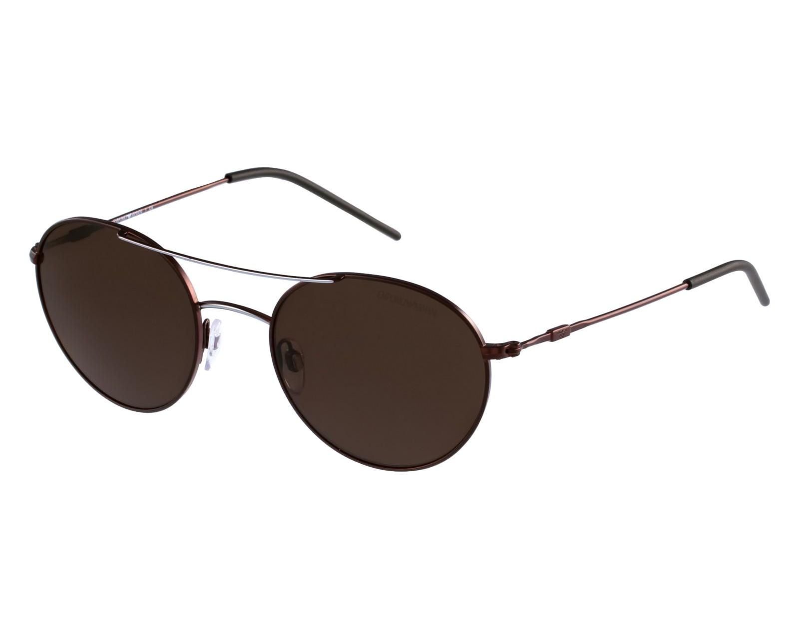 Emporio Armani EA2026 Sonnenbrille Schwarz 308273 52mm yGCLh6rcyL