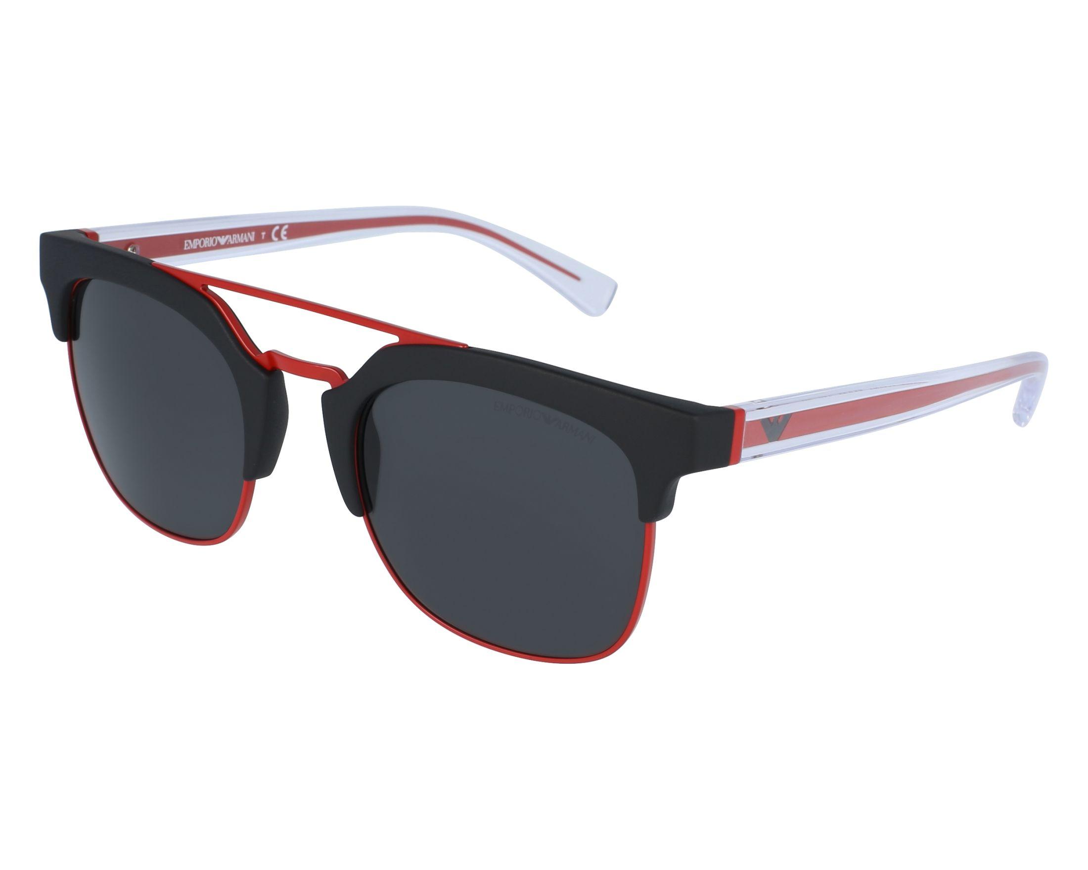 Emporio Armani EA4093 5042/87 Sonnenbrille GDjS0kG8Ss