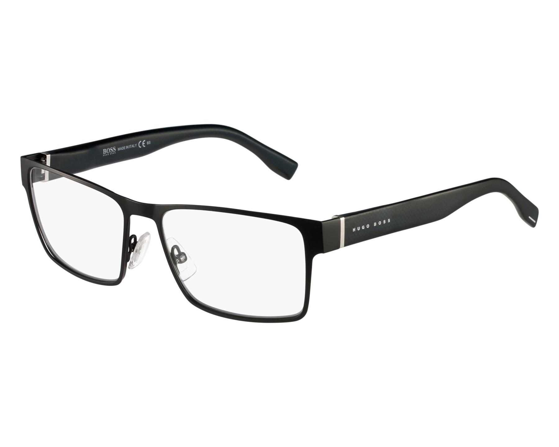 Hugo Boss Brille BOSS-0730 K9B schwarz - Gläser: