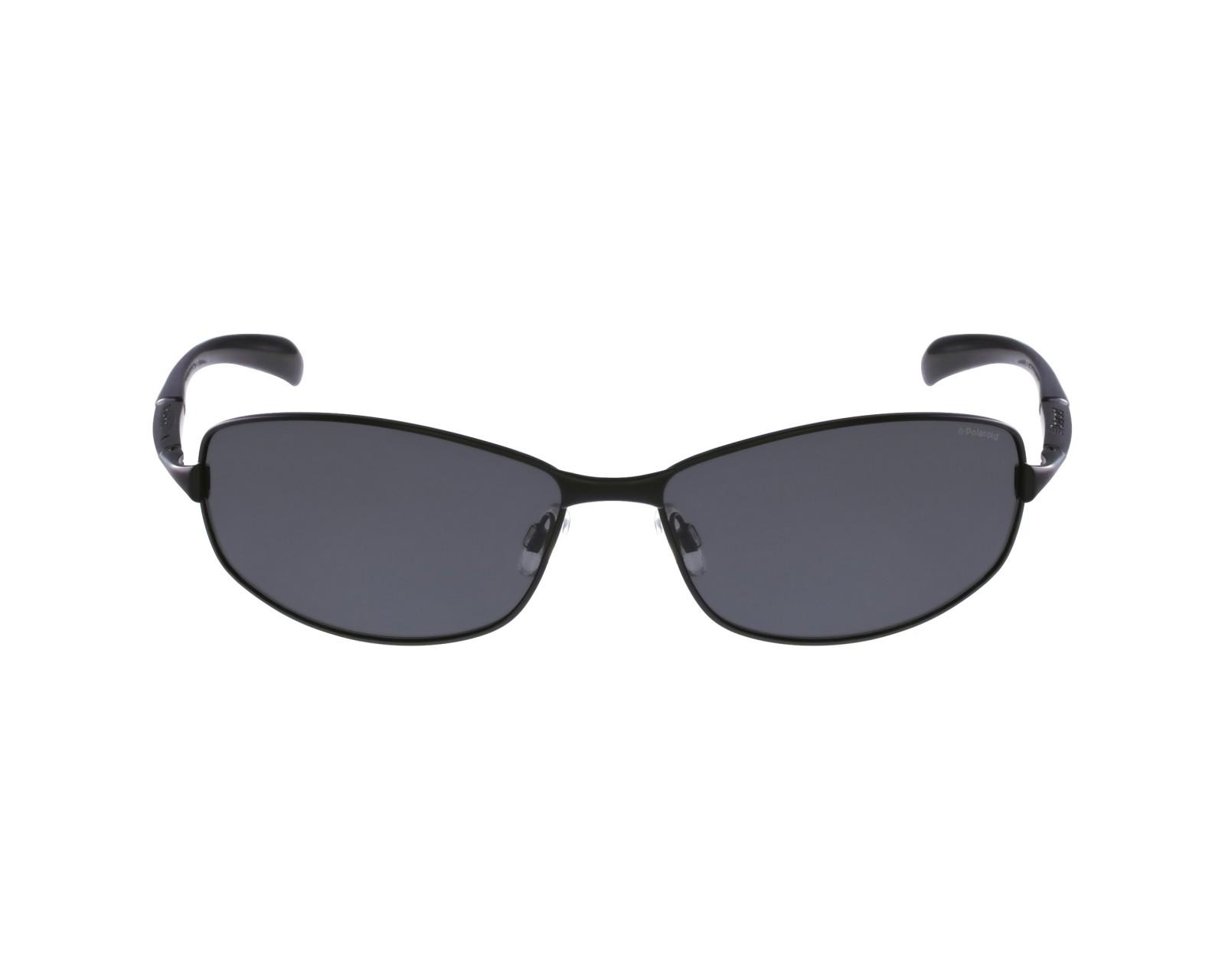 Polaroid P4126A Sonnenbrille Schwarz P4126A Polarisiert 65mm kxsKz0