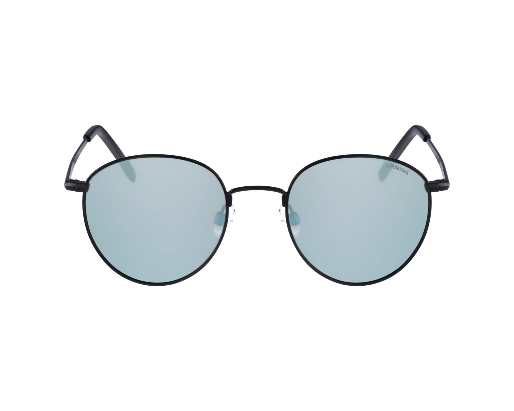 Polaroid Sonnenbrille » PLD 6010/S«, schwarz, 003/JB - schwarz/ silber