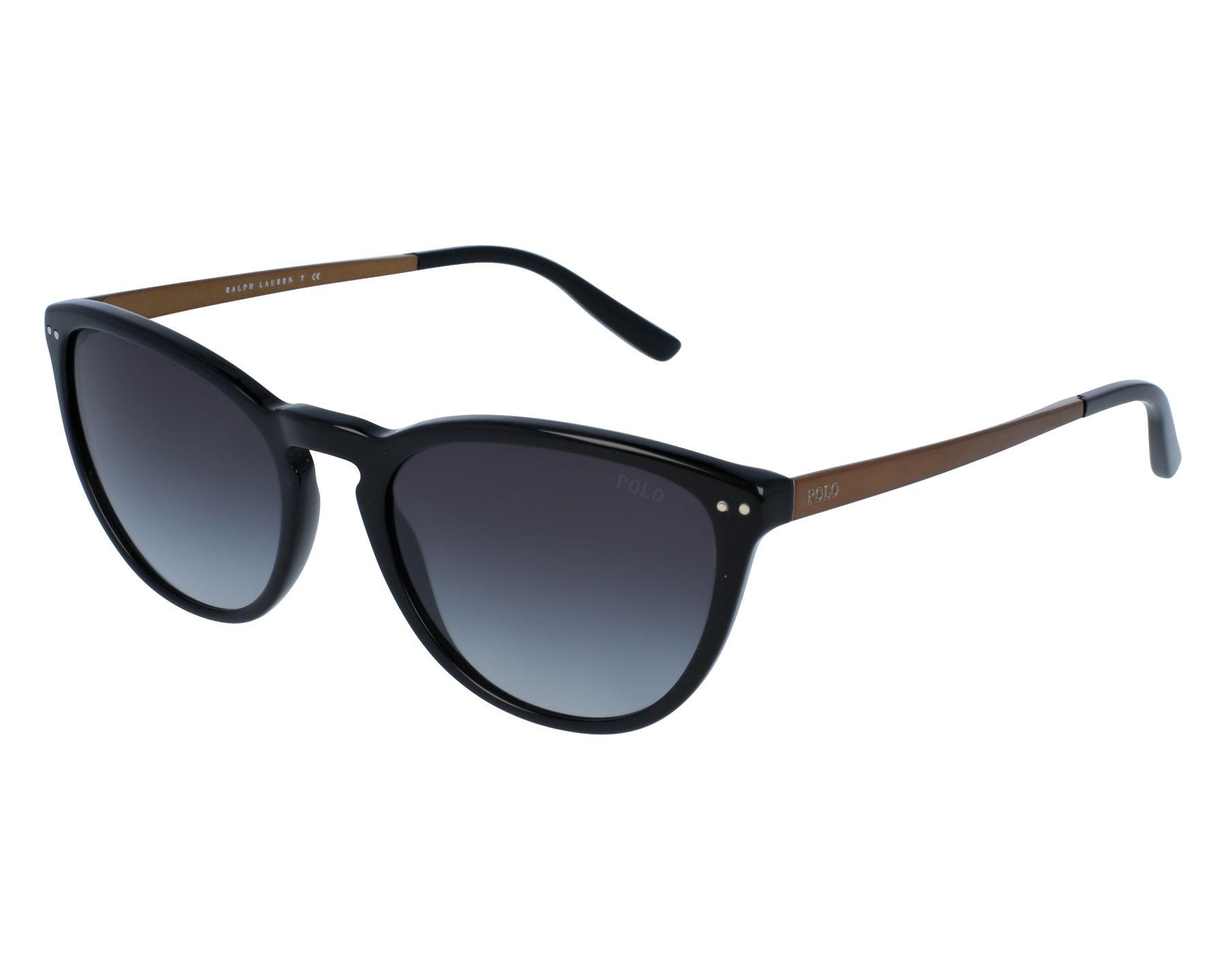 Polo Ralph Lauren PH4118 Sonnenbrille Schwarz 50018G 55mm t78QRUw