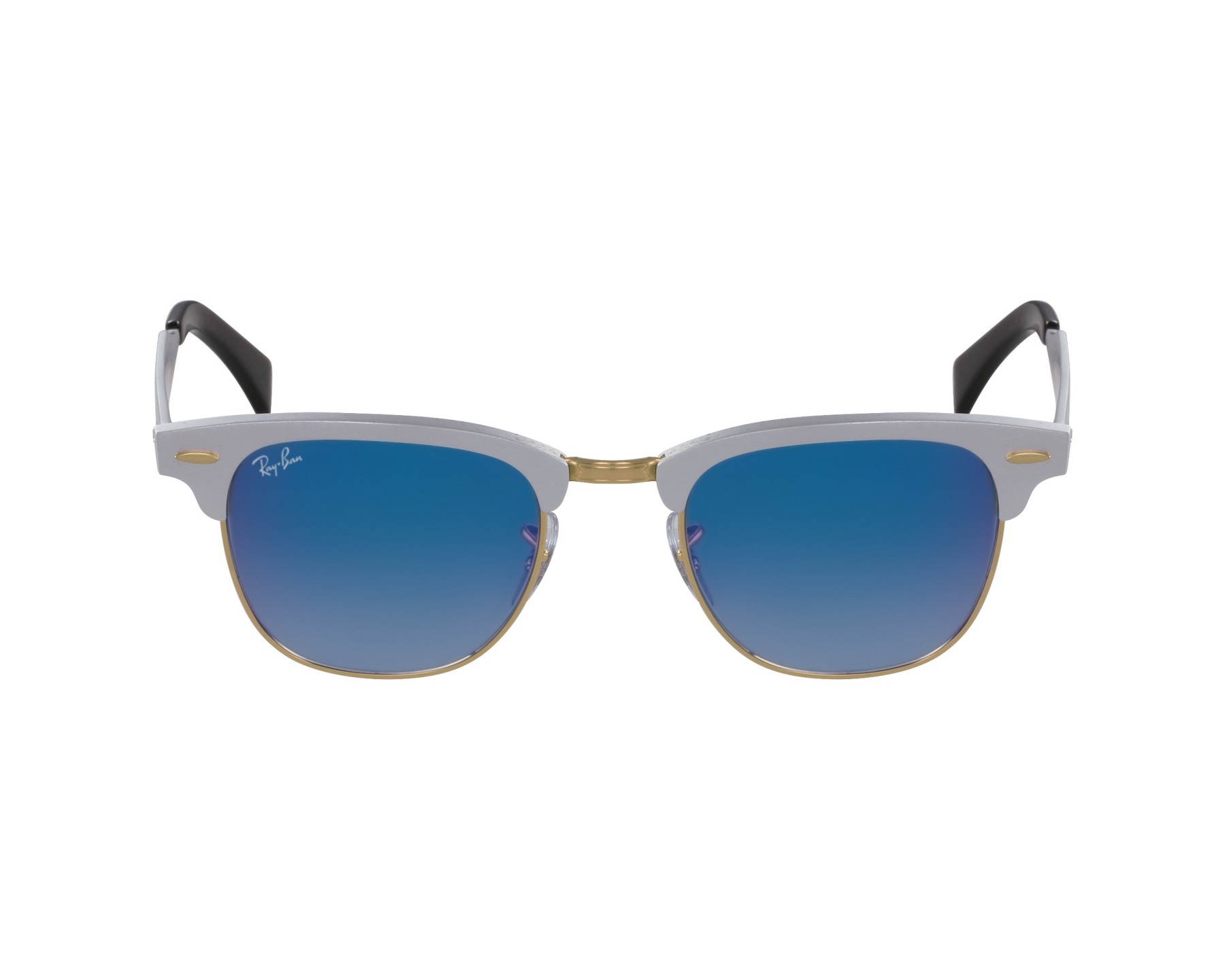 Ray-Ban RB3507 Sonnenbrille Silber 137-7Q 49mm 8sTXU2T
