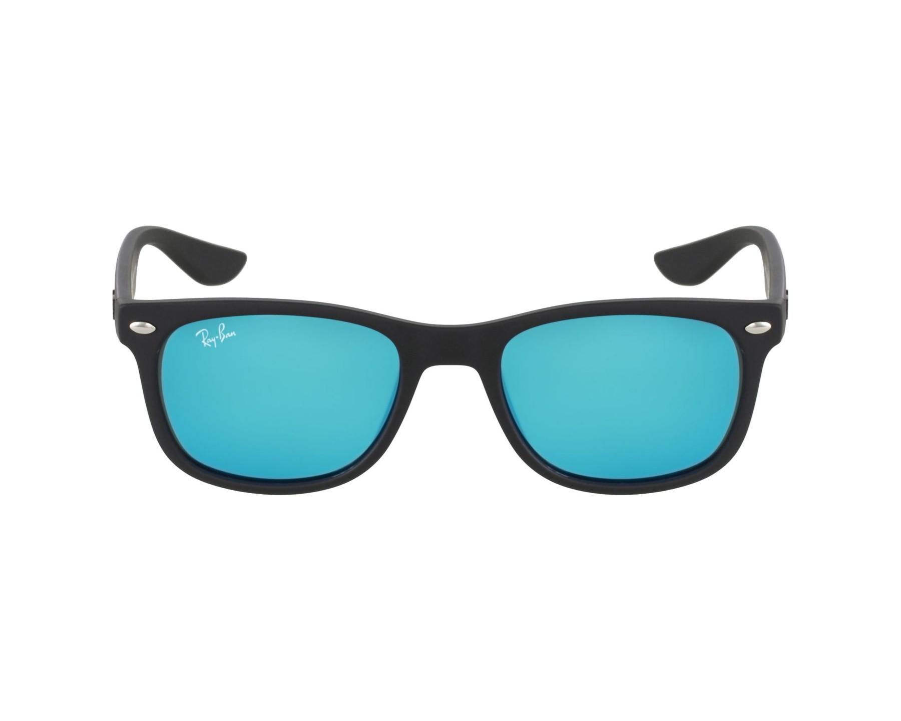 ray ban sonnenbrille junior rj 9052 s 100s55. Black Bedroom Furniture Sets. Home Design Ideas