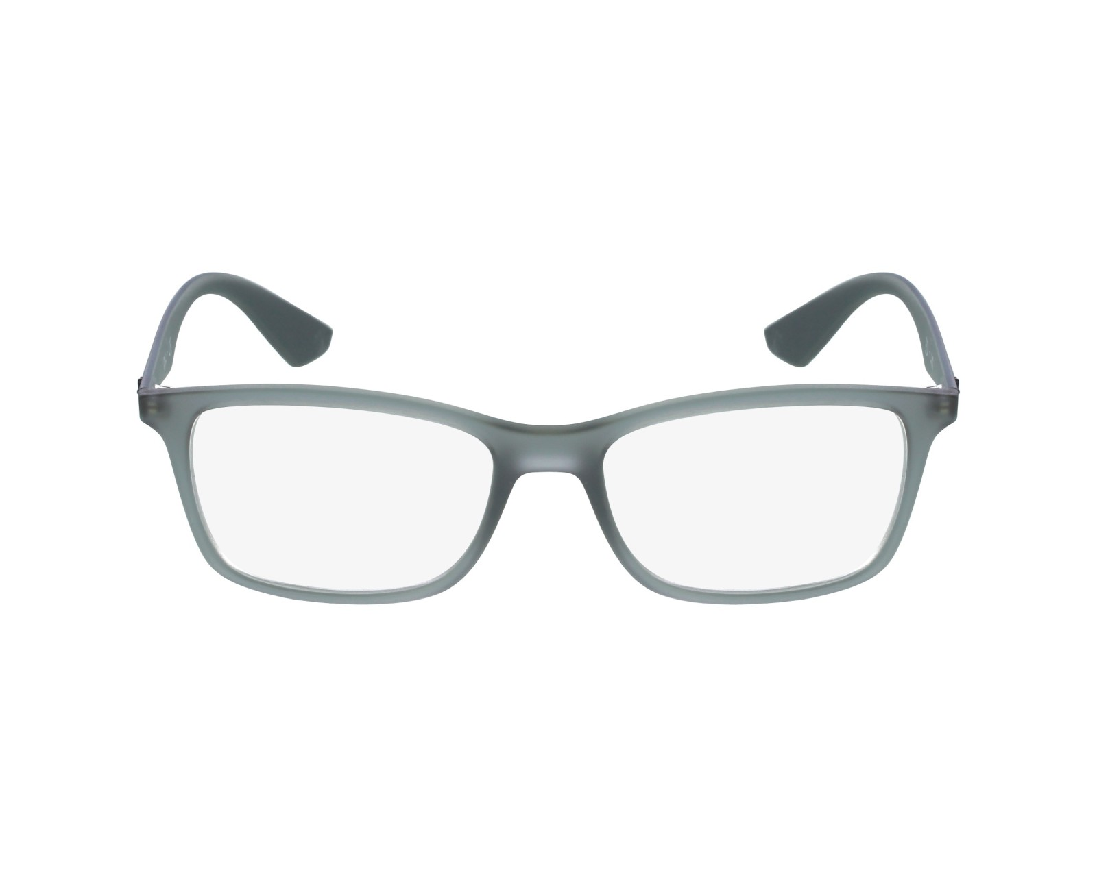 3ff9fefbd0 Brillen Ray-Ban RX-7047 5482 54-17 grau Profilansicht