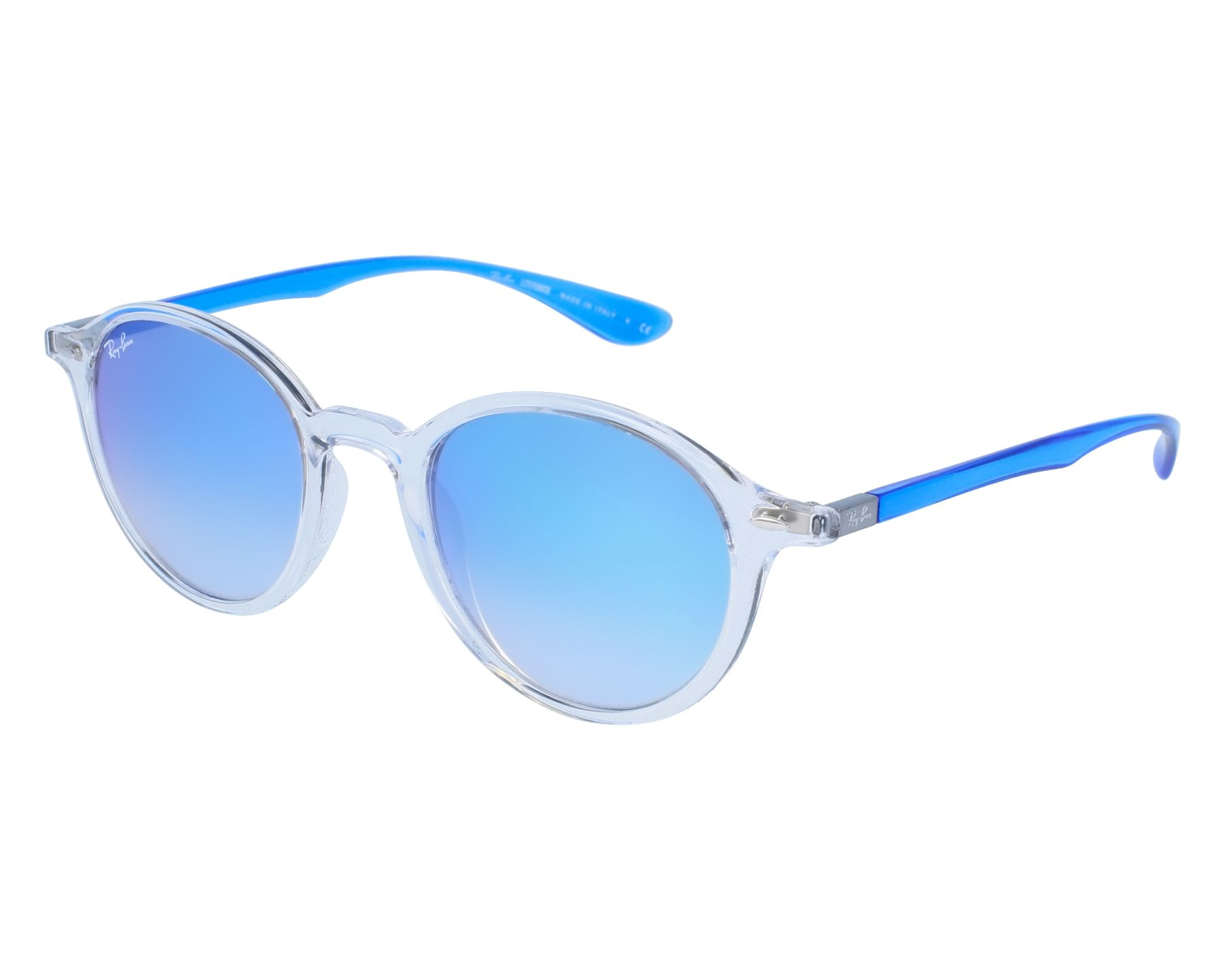 Ray Ban Round Liteforce RB 4237 62894O N7Me2S