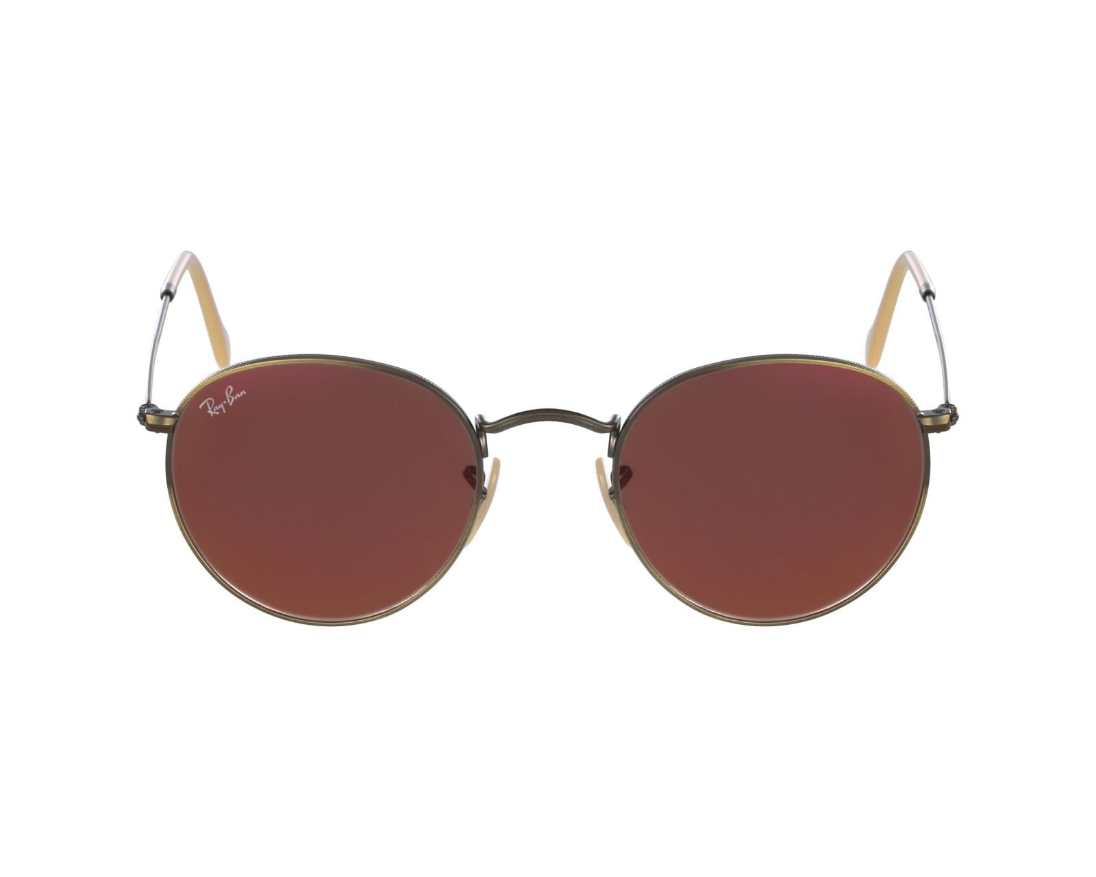 Vorschaubild Sonnenbrillen Ray-Ban RB-3447 167 2K - bronze Profilansicht 5328c0b14e44