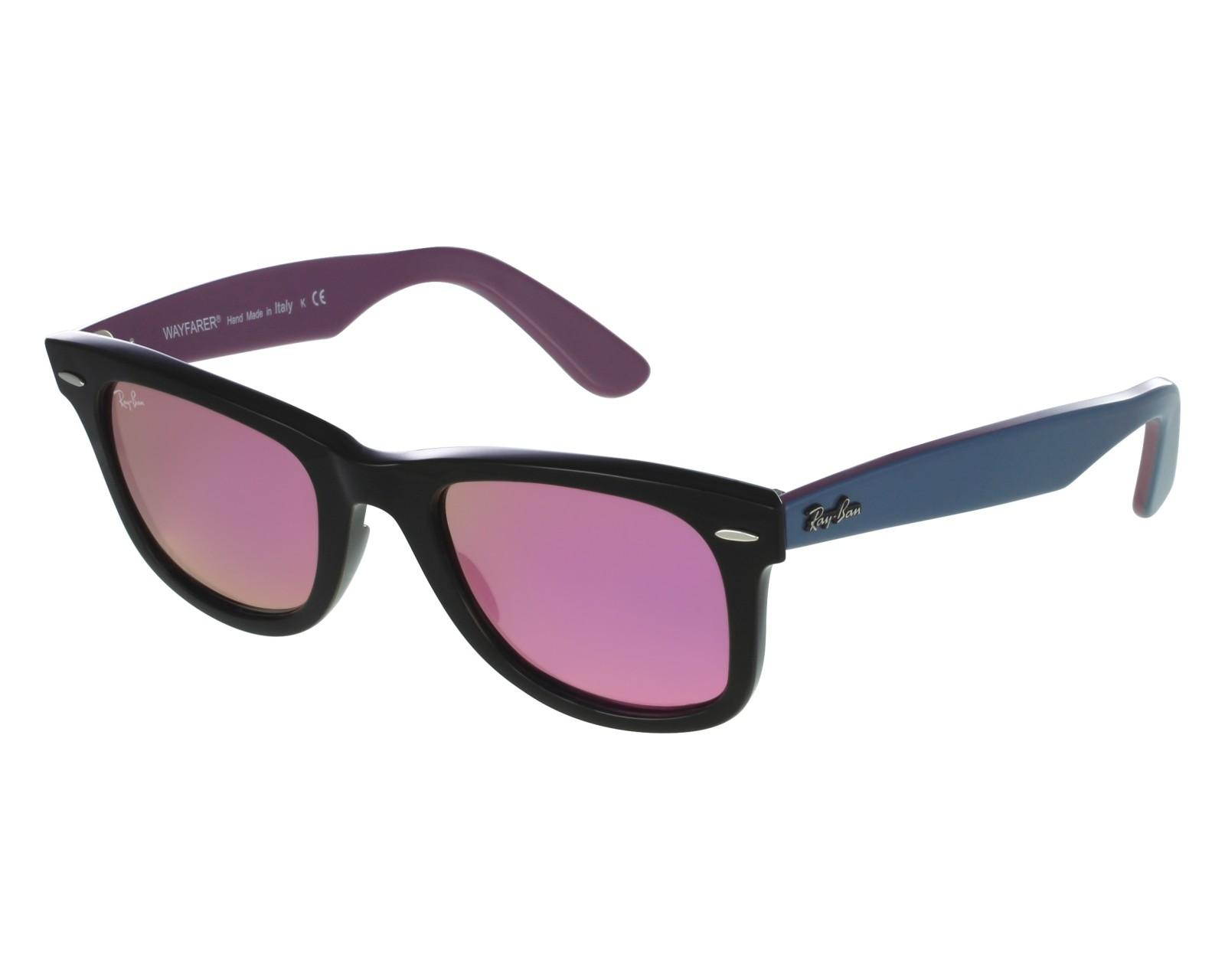 Ray Ban RB2140 1174/4T 50 Wayfarer Sonnenbrille pdnUgp7