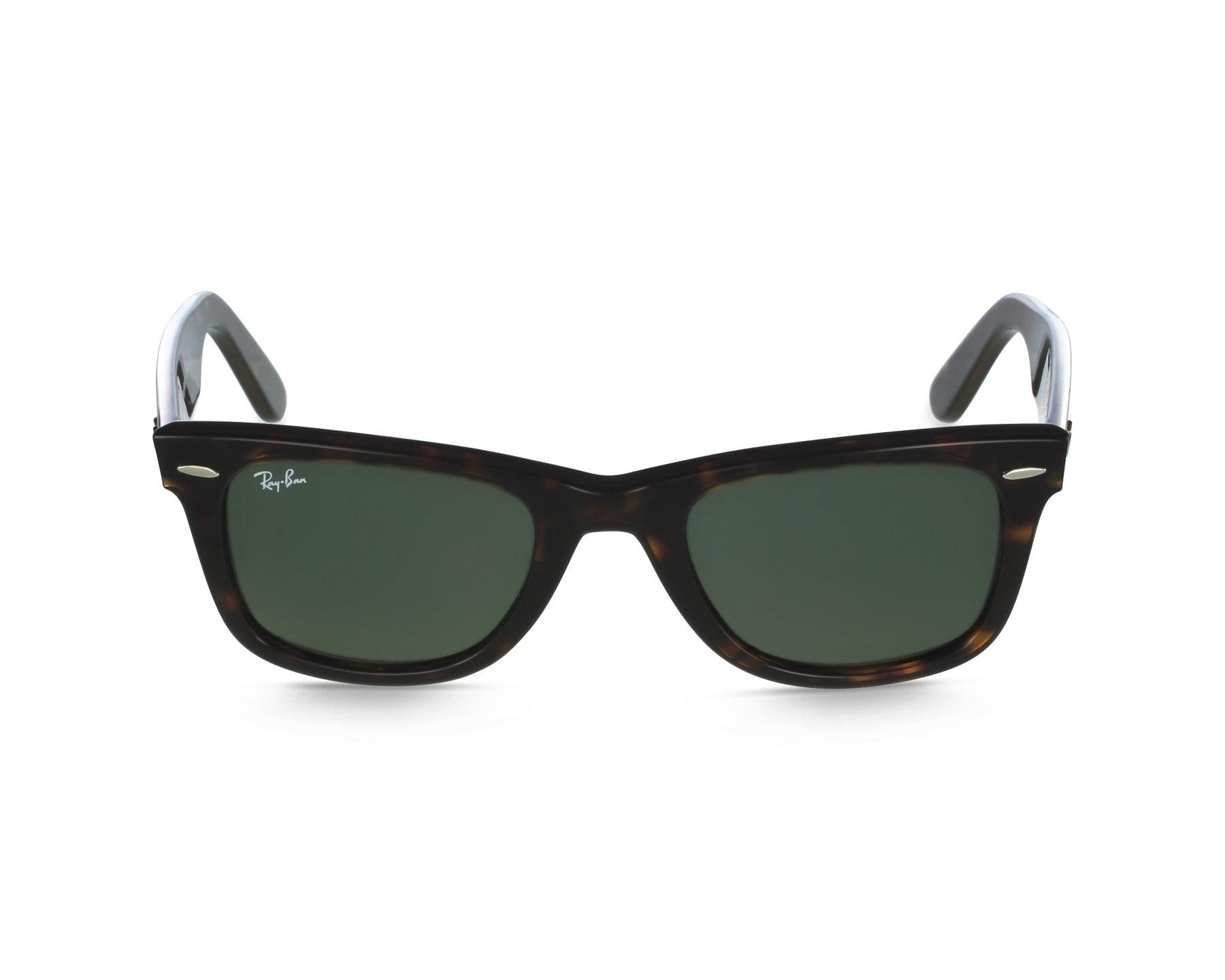 Ray-Ban RB2140 Sonnenbrille Jeans Braun Grau 11912X 50mm w5lBwP