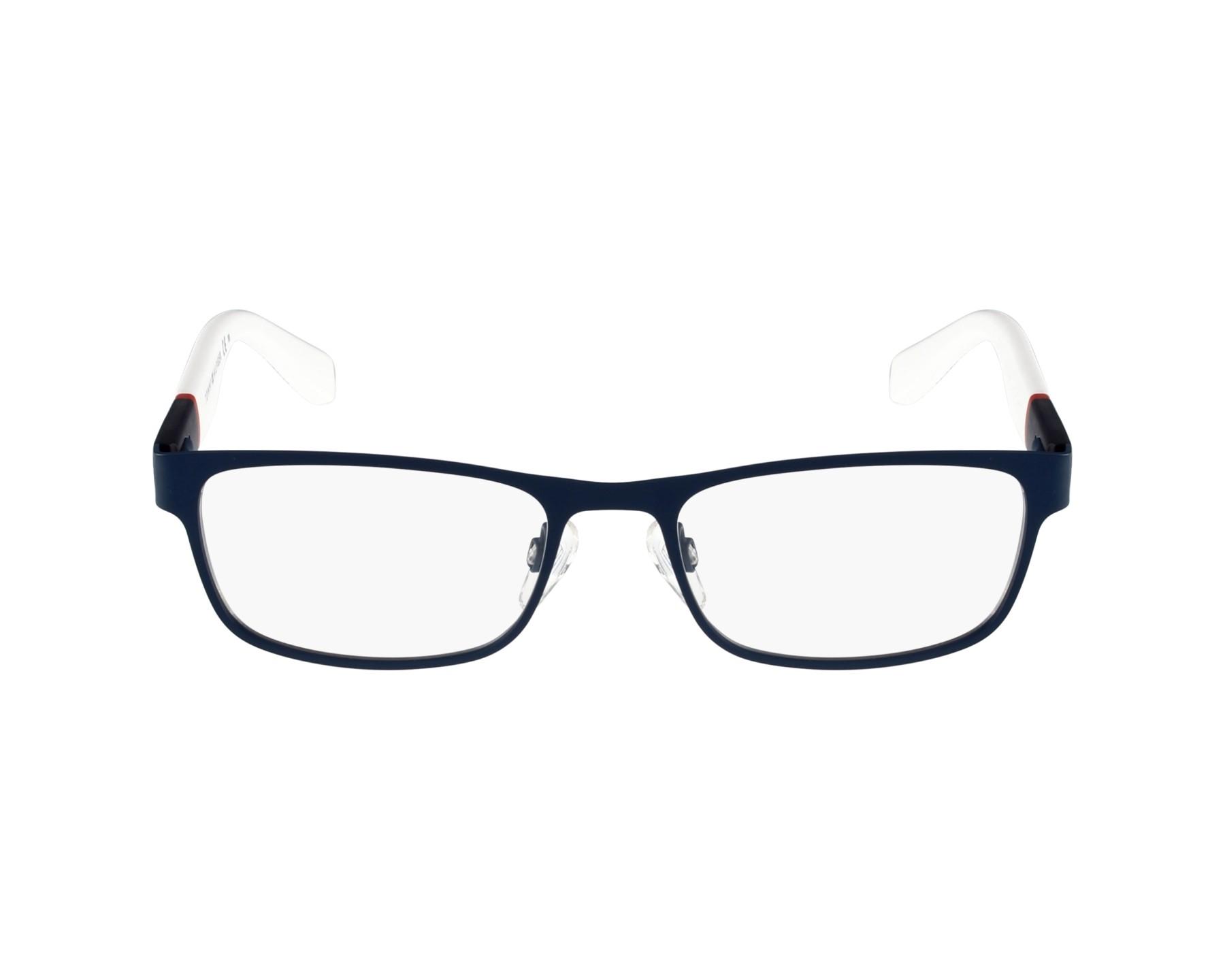 tommy hilfiger brille th 1284 fo4 blau visionet. Black Bedroom Furniture Sets. Home Design Ideas