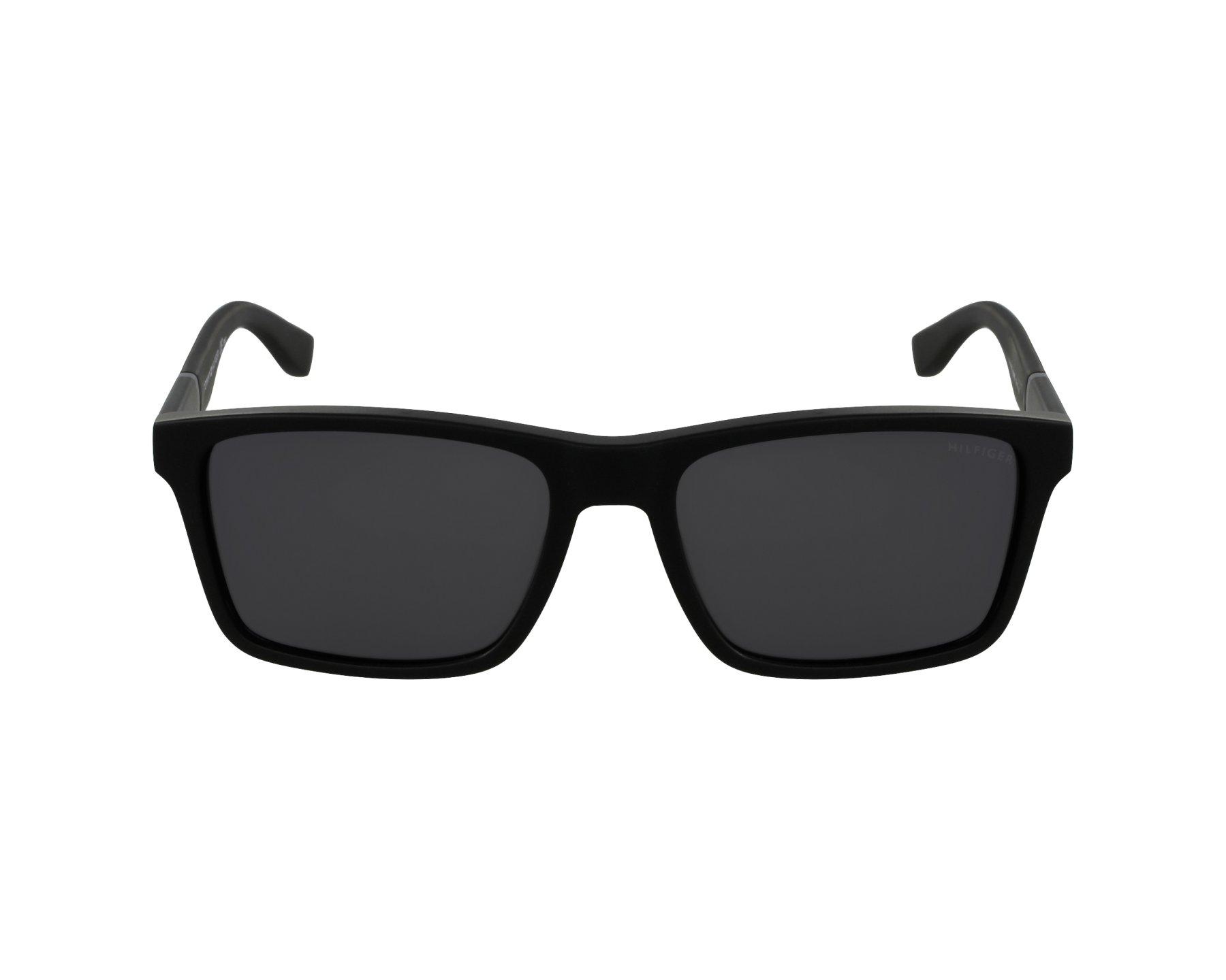 Tommy Hilfiger 1405/S Sonnenbrille Mattschwarz KUN 56mm IULzDsa