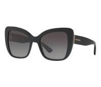 Dolce & Gabbana Sonnenbrille DG2161, gelb mit braunen