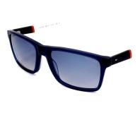 Tommy Hilfiger 1405/S Sonnenbrille Mattschwarz KUN 56mm PSHPmw8