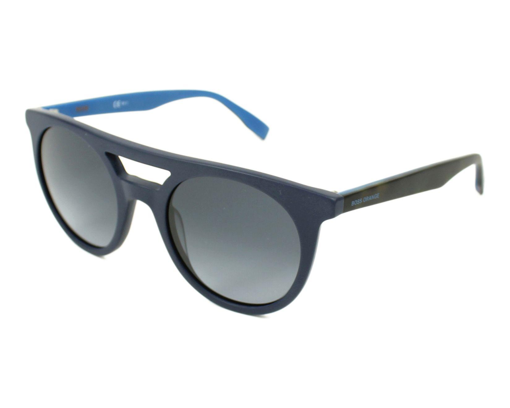 Boss Orange Sonnenbrille » BO 0266/S«, schwarz, I21/NR - schwarz
