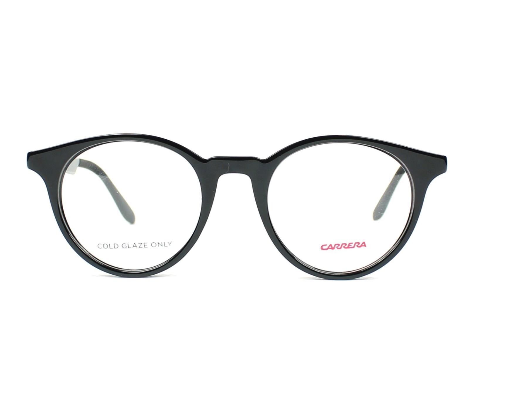 Carrera Eyewear Brille » CA5544«, schwarz, D28 - schwarz