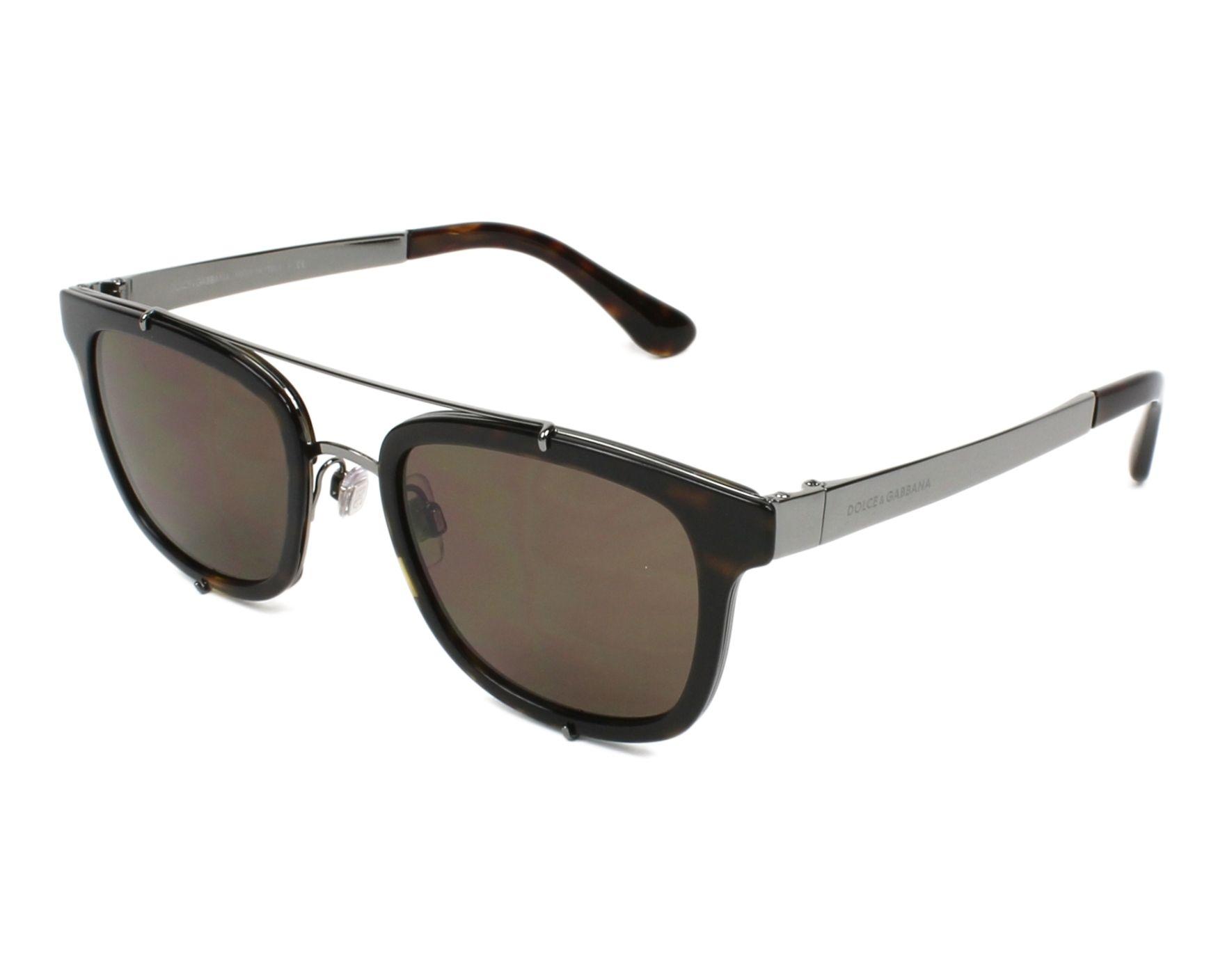 Dolce and Gabbana DG2175 Sonnenbrille Schwarz 501/87 51mm 0apyOm8JJ
