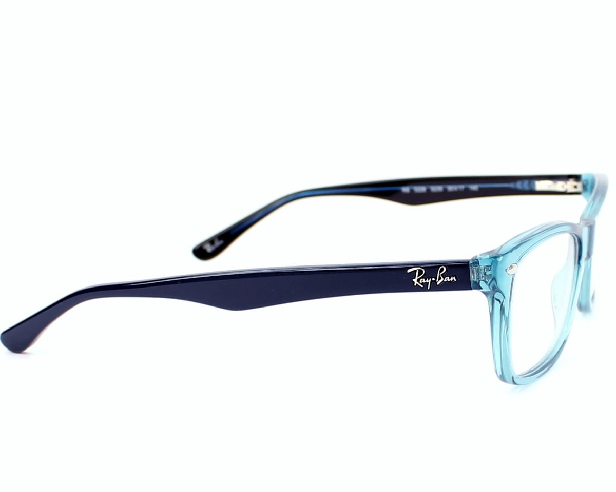 386a654f2 Brillen Ray-Ban RX-5228 5235 - blau blau Seitenansicht