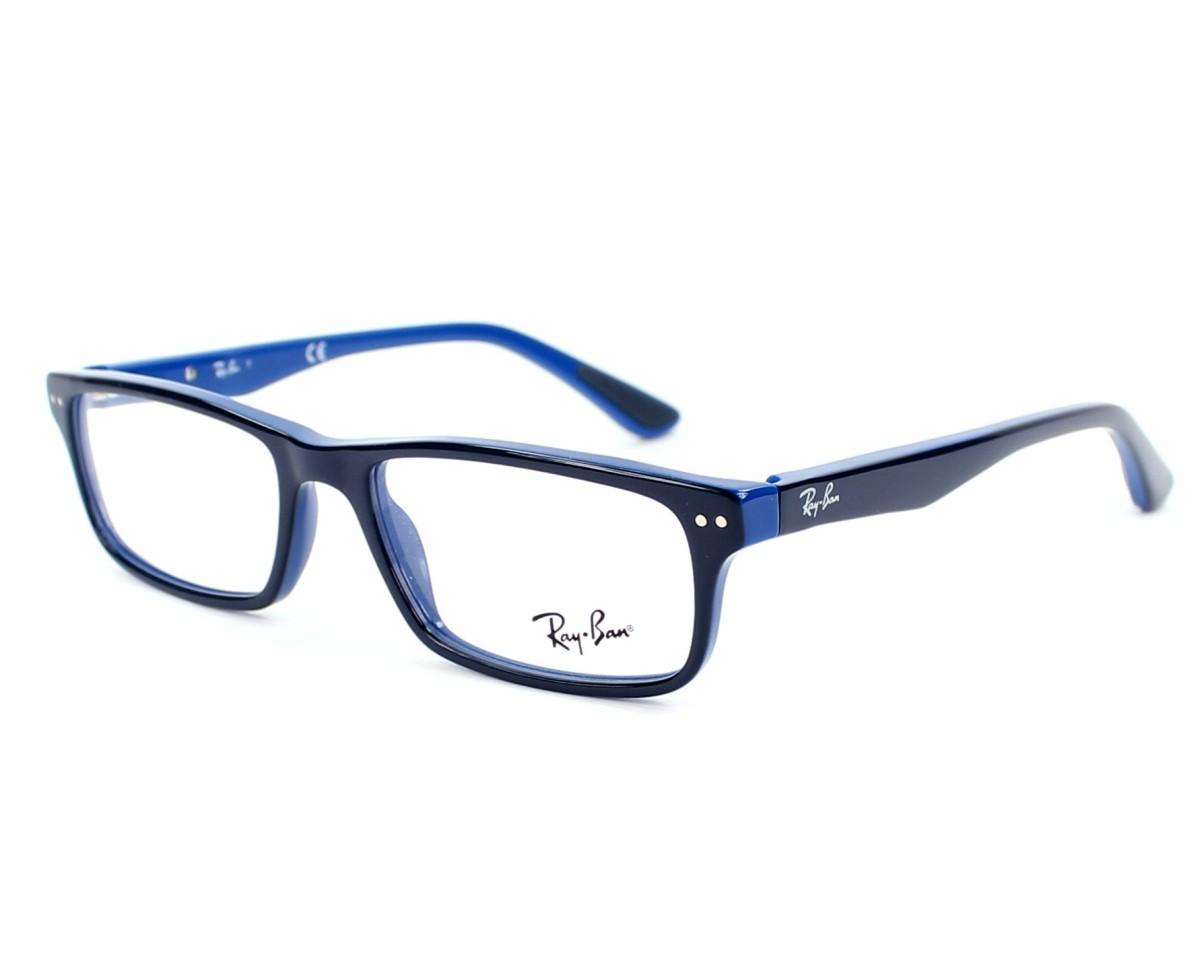 ray ban brille herren blau