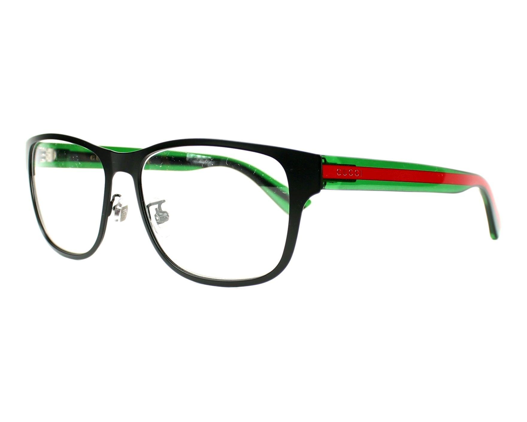 Kaufen Sie Ihre Gucci Brille GG-0007-O 002 Online - Visionet