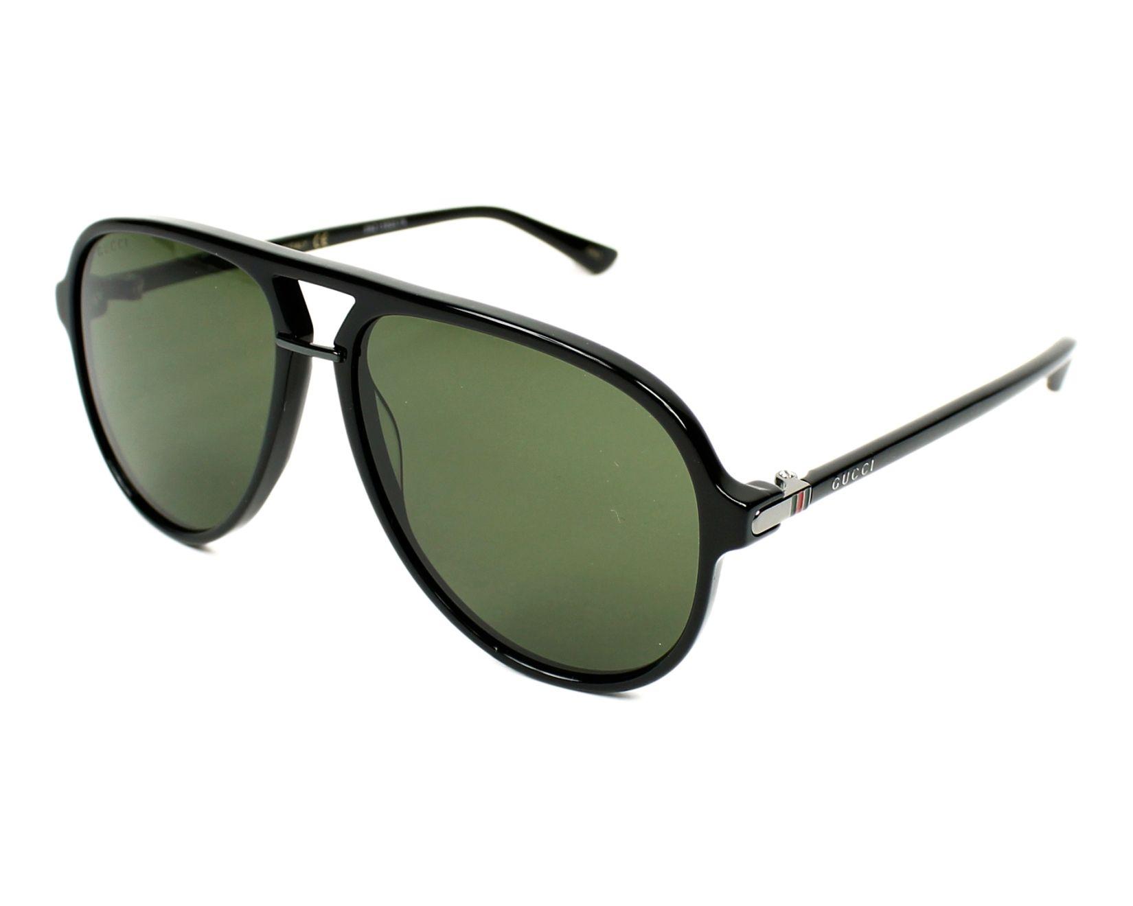 Gucci Sonnenbrille (GG0015S 004 58) q0PkL35GT