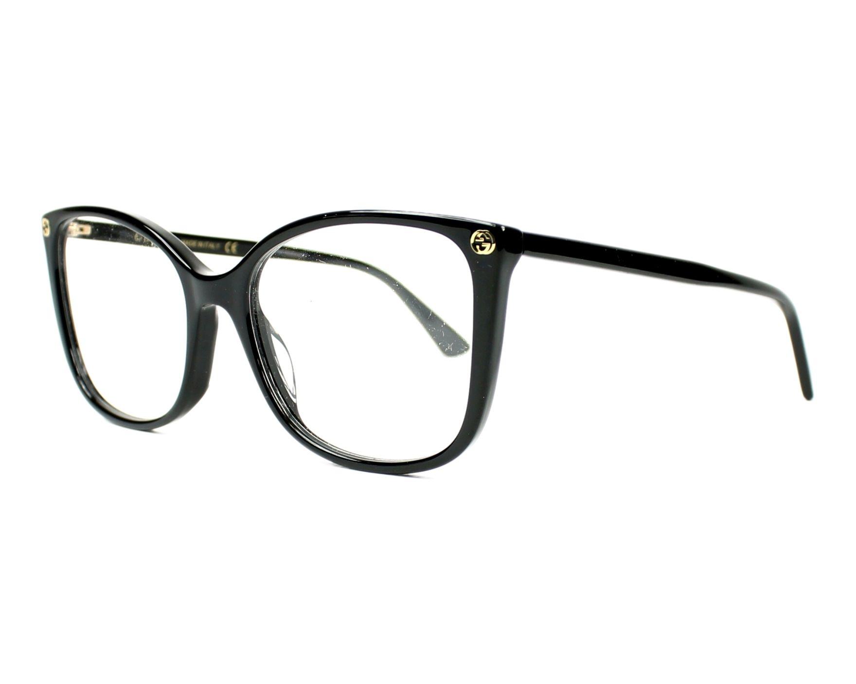 Kaufen Sie Ihre Gucci Brille GG-0026-O 001 Online - Visionet