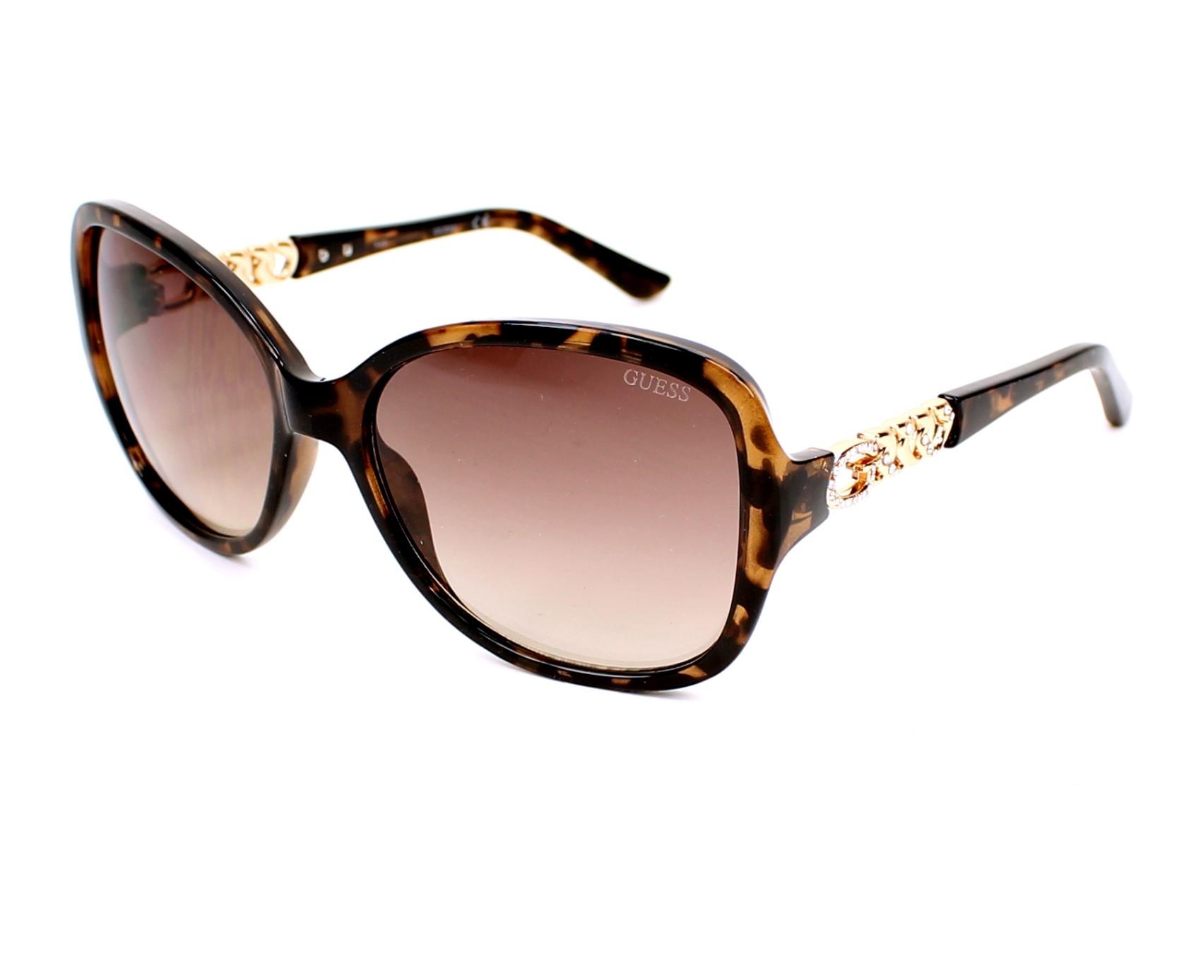 Guess GU7452 Sonnenbrille Havanna und Braun 52F 59mm 0lGVADZsp6