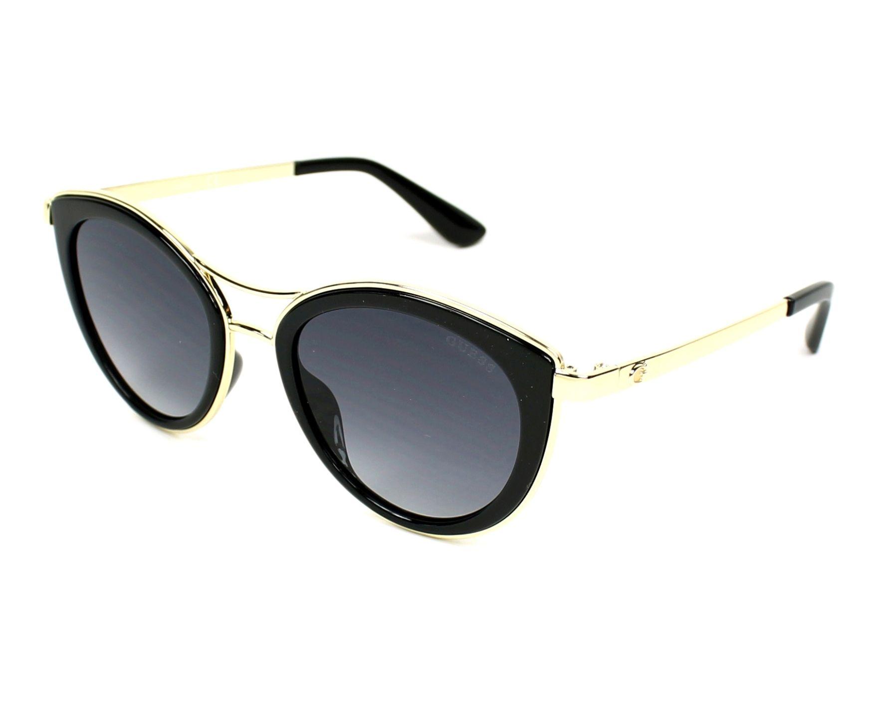 Guess GU7490 01B Sonnenbrille F9V3oz