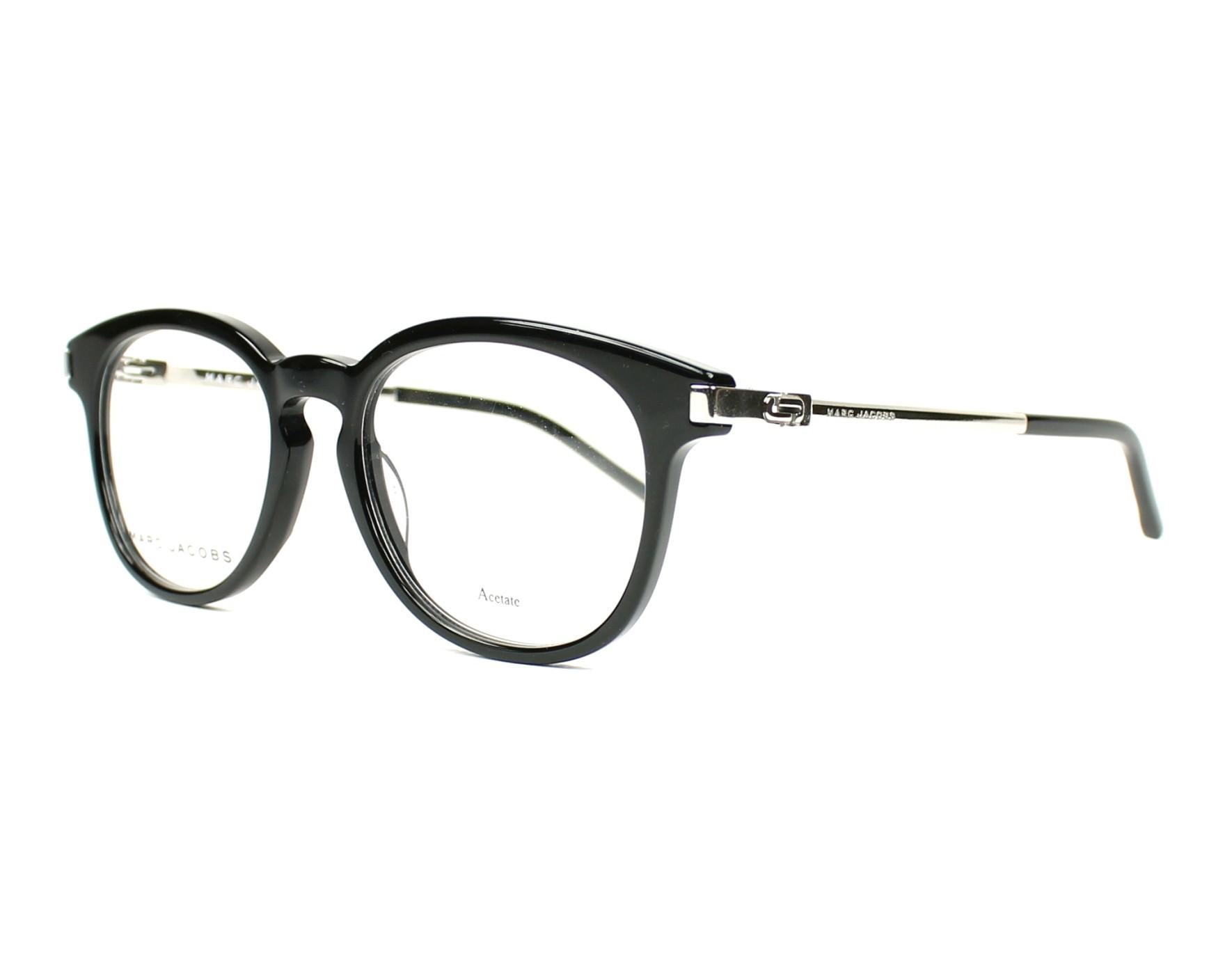 MARC JACOBS Marc Jacobs Brille » MARC 143«, schwarz, CSA - schwarz