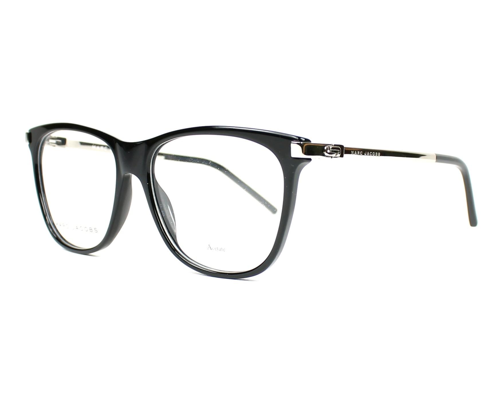 Marc Jacobs Brille MARC-144 CSA schwarz  Visionet