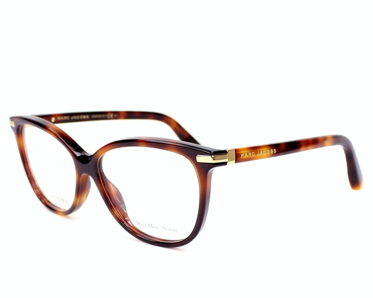 Marc Jacobs Brille MJ-508 05L Havana - Gläser: