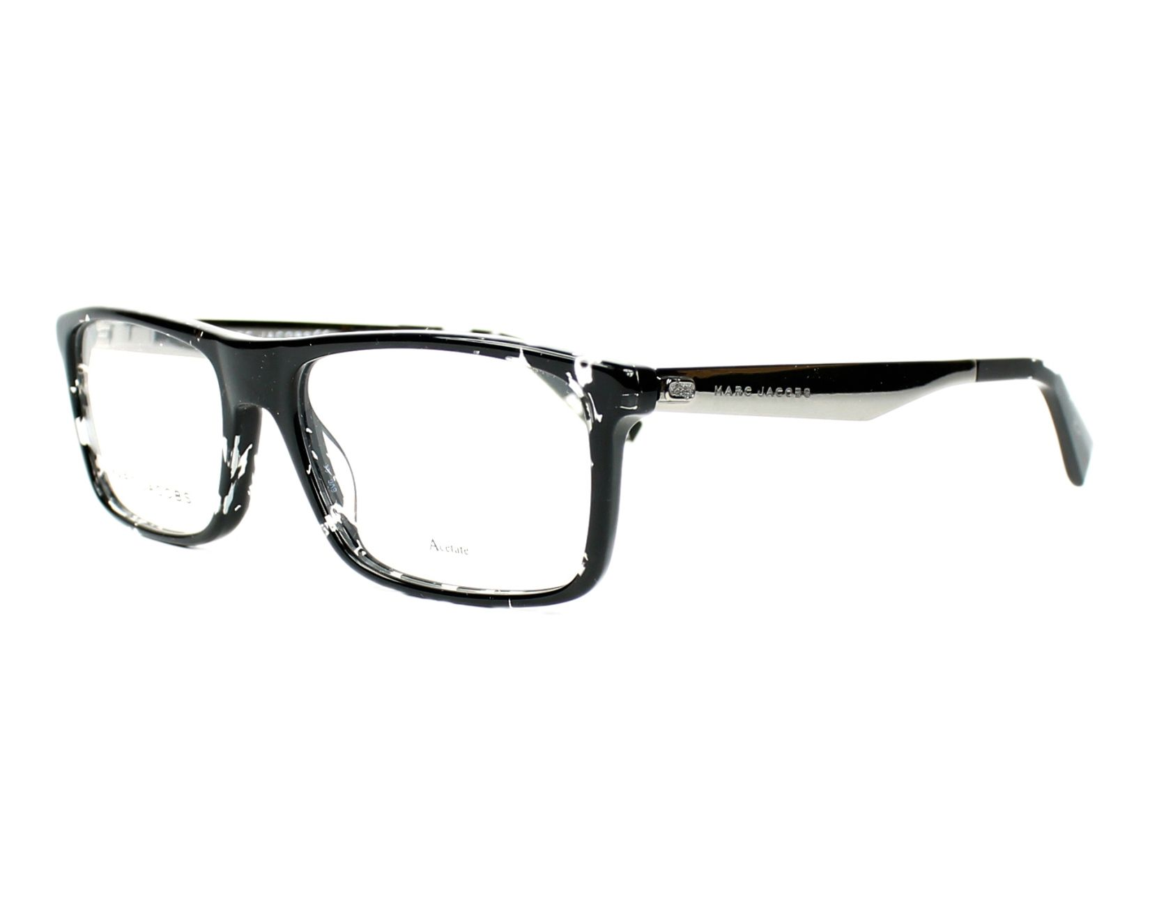 Marc Jacobs Brille Marc-208 9WZ schwarz  Visionet