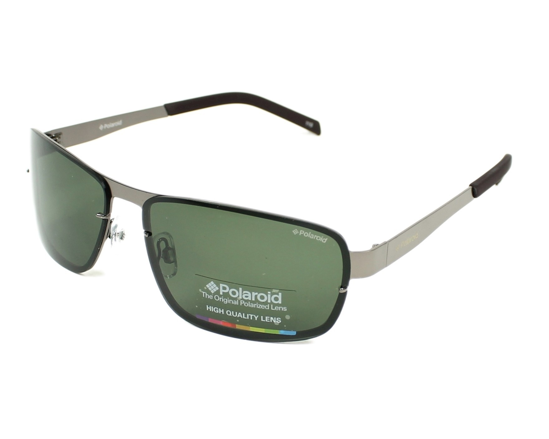 Polaroid PLD 2024S N1B H8 Sonnenbrille Polarized v38WJeB7