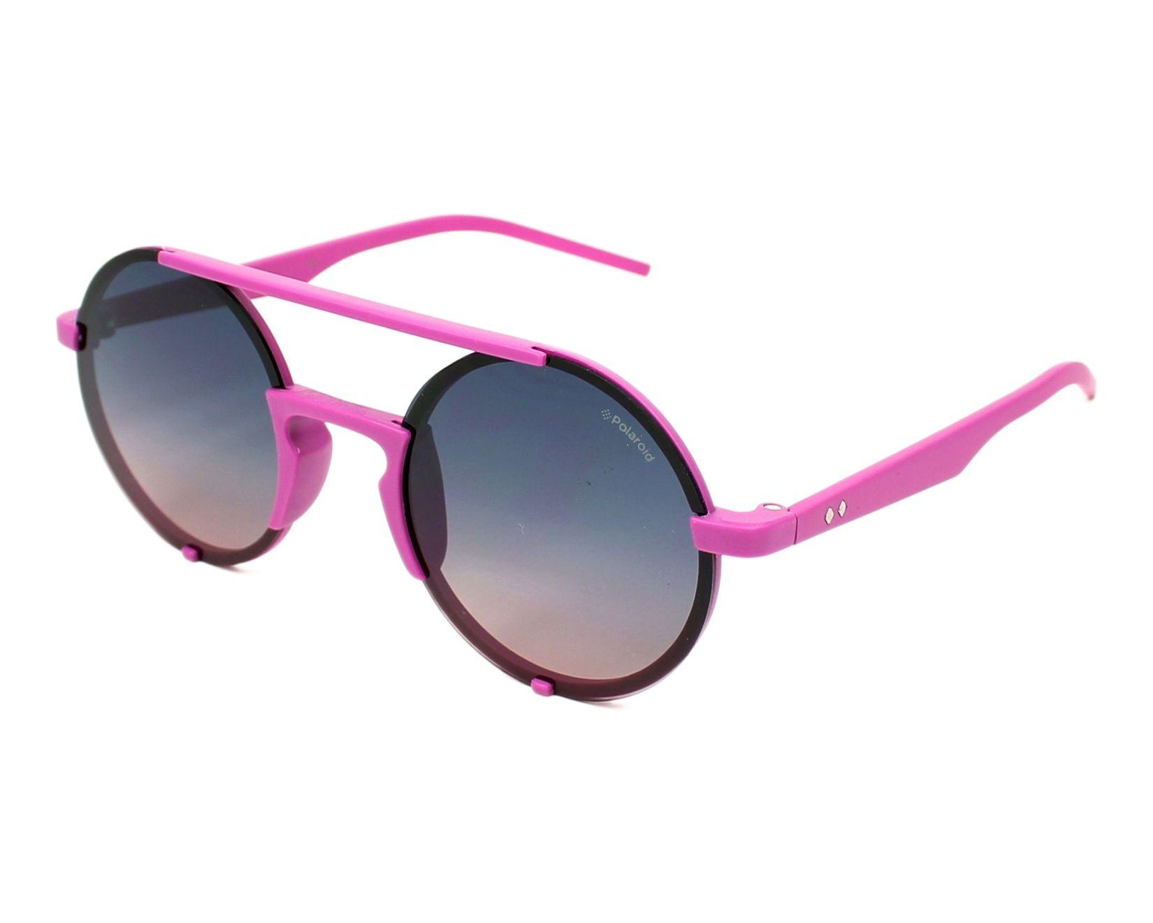 Polaroid Sonnenbrille » PLD 6016/S«, schwarz, DL5/Y2 - schwarz/grau