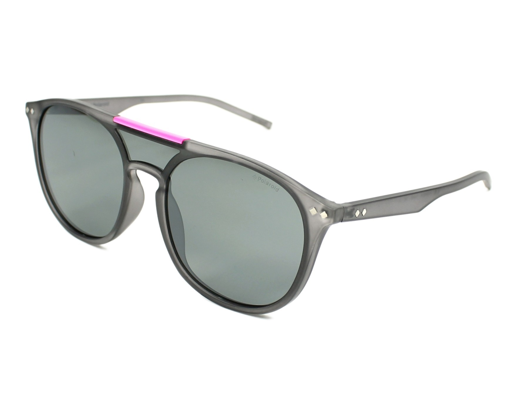 Polaroid Sonnenbrille » PLD 6023/S«, weiß, V63/LM - weiß/gold