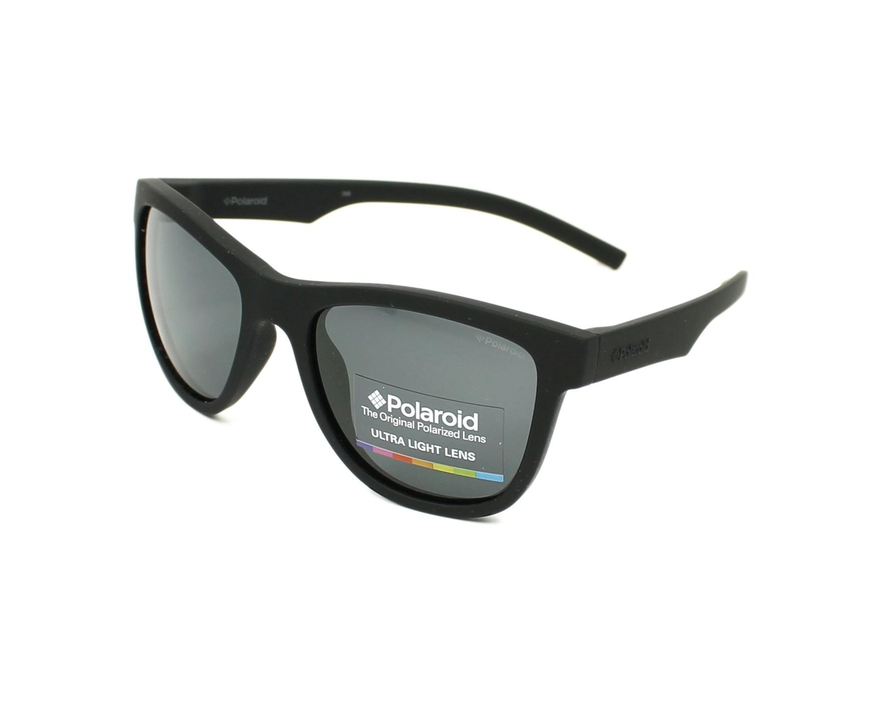 Polaroid Kinderbrillen Sonnenbrille » PLD 8018/S«, schwarz, YYV/Y2 - schwarz/grau