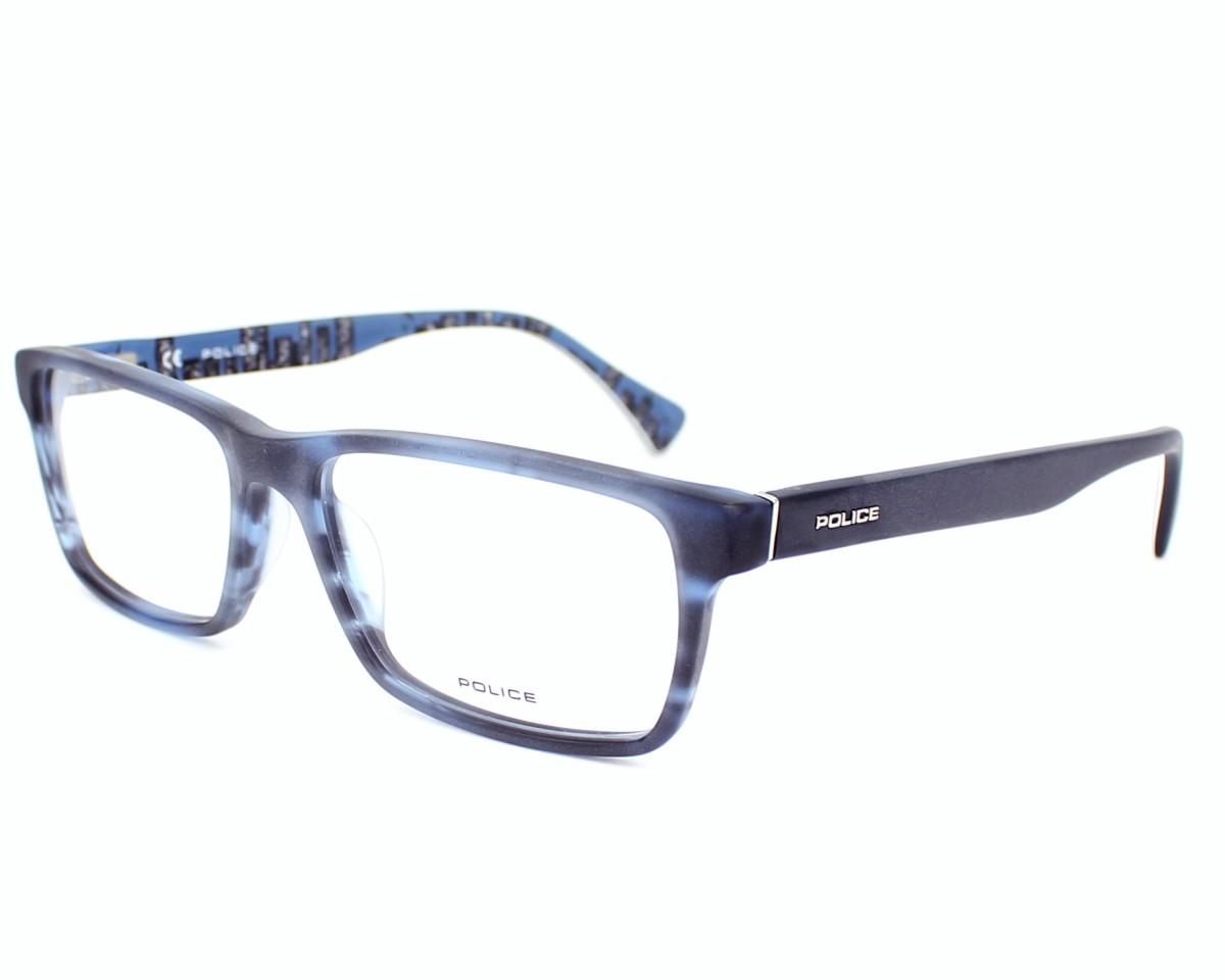 Police Brille »STARRY 1 V1865«, blau, M00M - blau