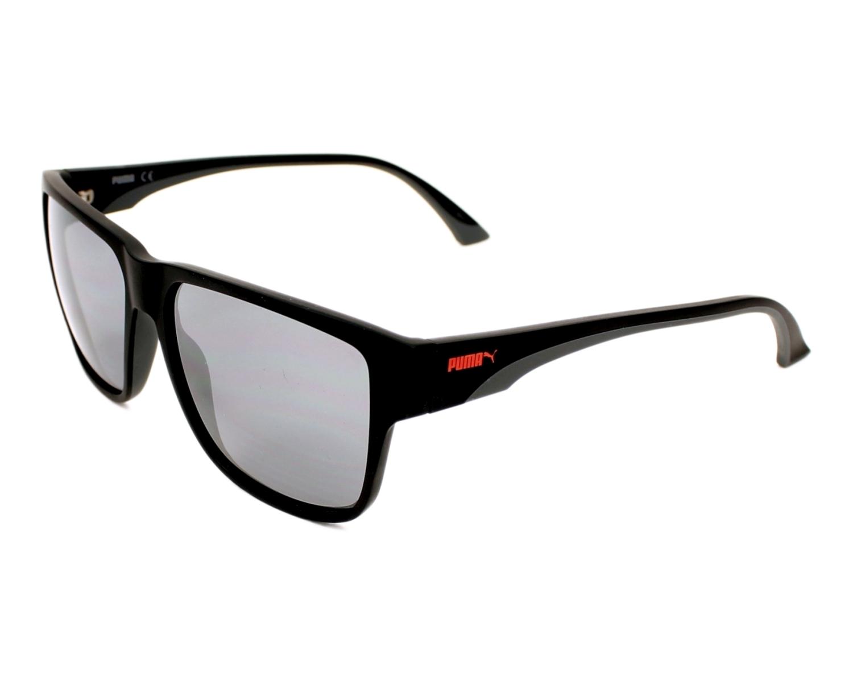 Puma 0014S Sonnenbrille Grau 004 Q57vLE0