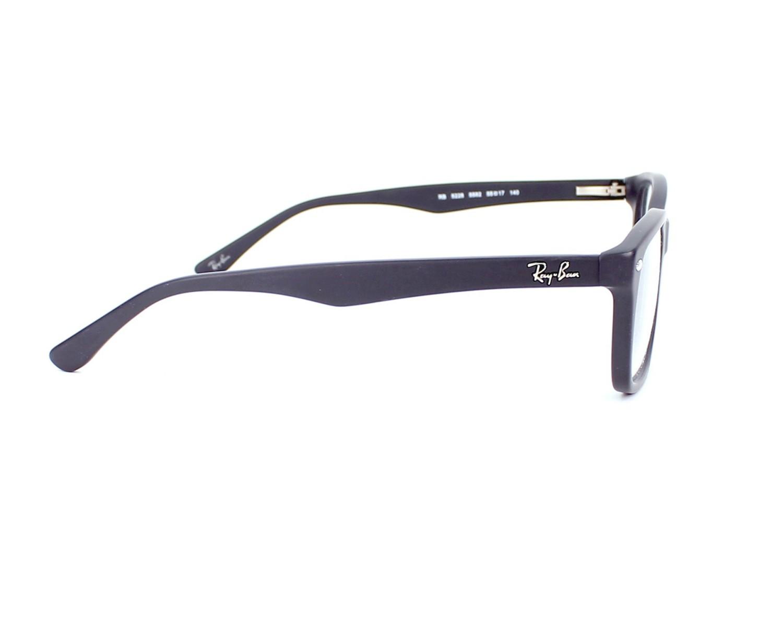 39d03bd9e Brillen Ray-Ban RX-5228 5582 55-17 grau Seitenansicht