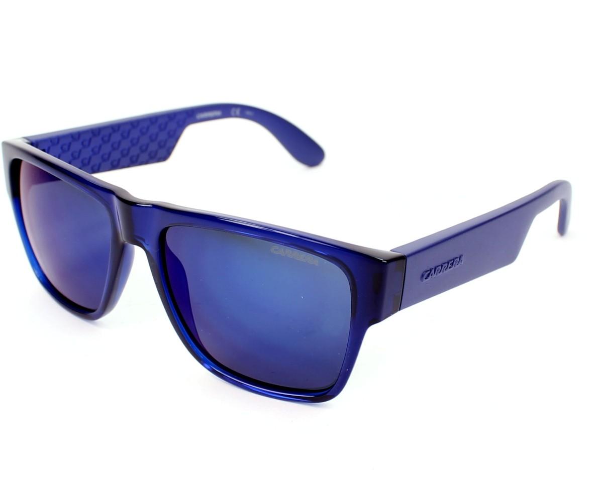 Carrera Sonnenbrille blau 7ZY9j