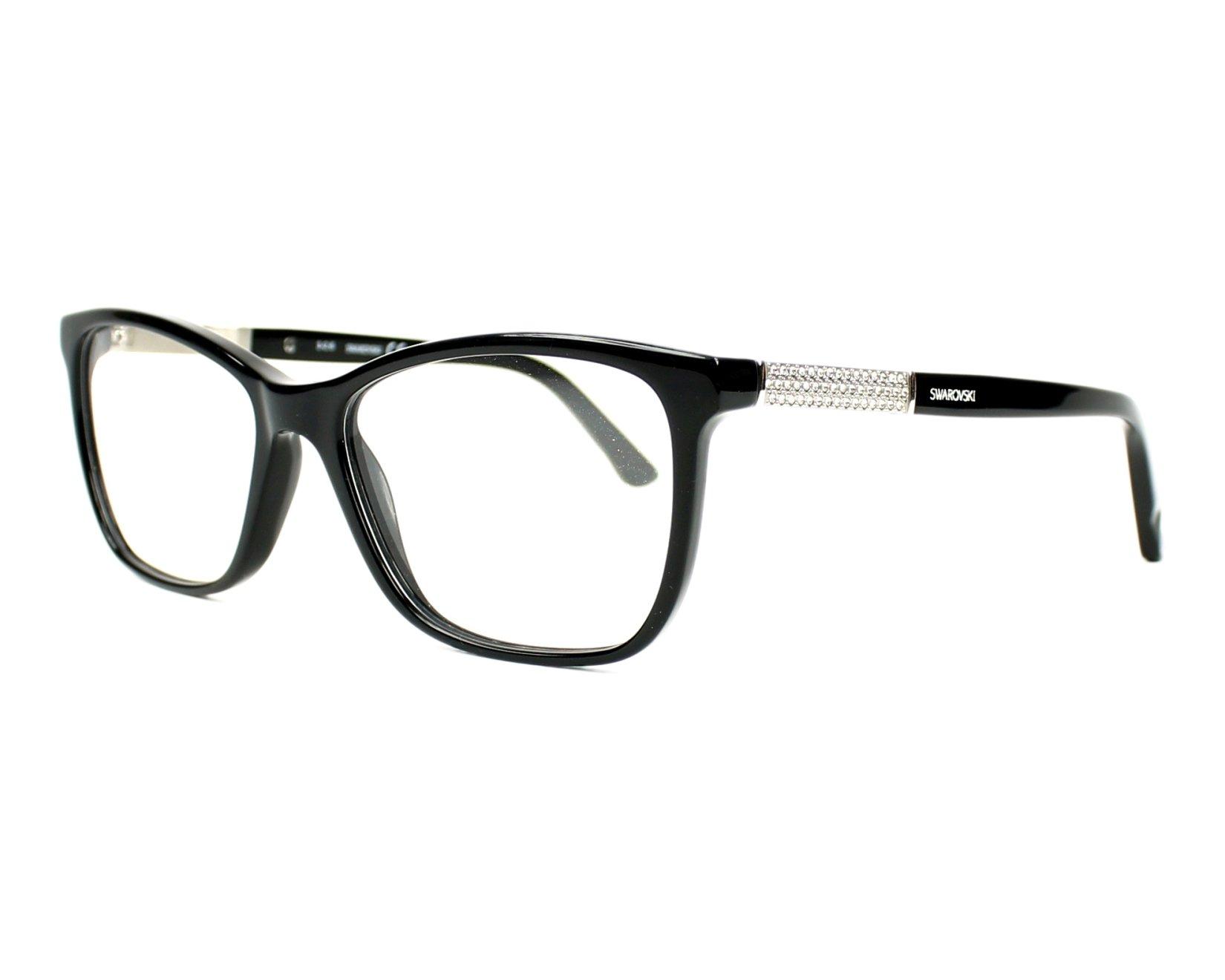 kaufen sie ihre swarovski brille sw 5117 001 online visionet. Black Bedroom Furniture Sets. Home Design Ideas