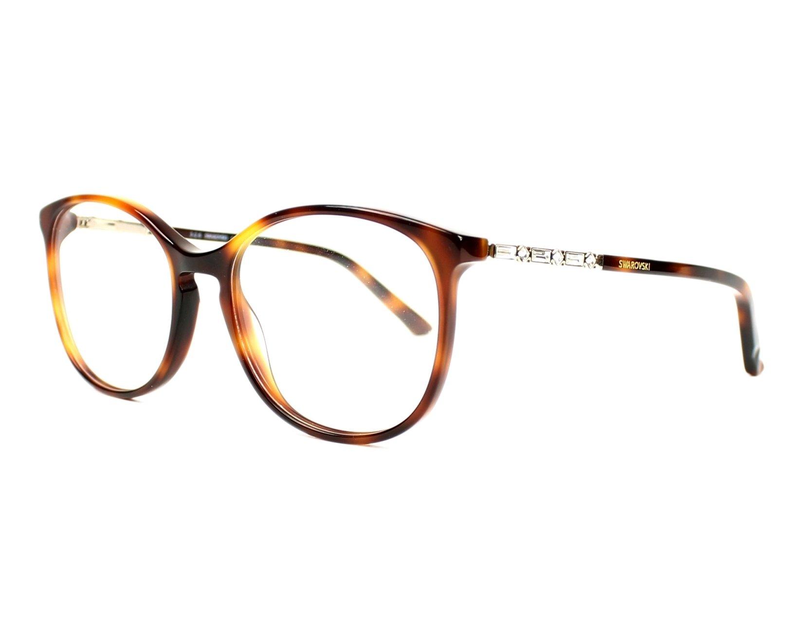 Swarovski Brille SW-5163 001 schwarz - Gläser: