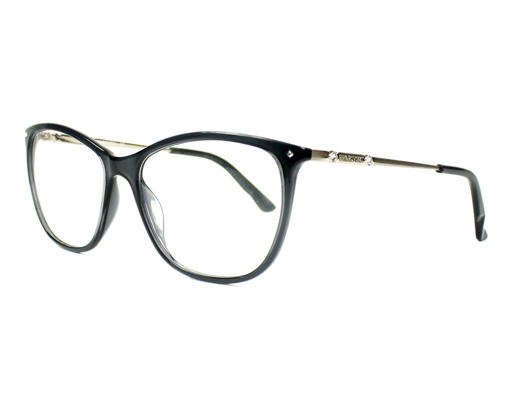 Swarovski Brille SW-5178 001 blau - Gläser: