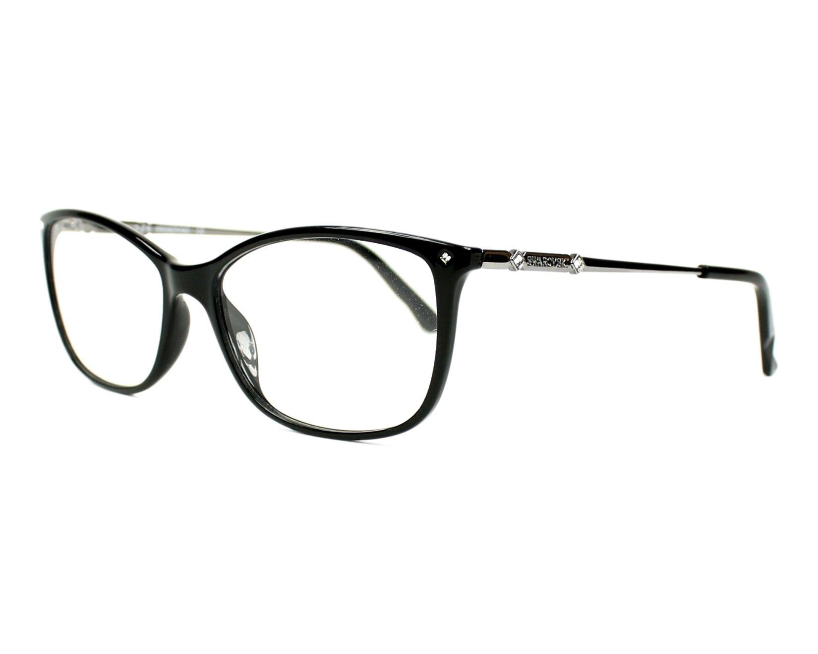 Swarovski Brille SW-5179 001 schwarz - Gläser:
