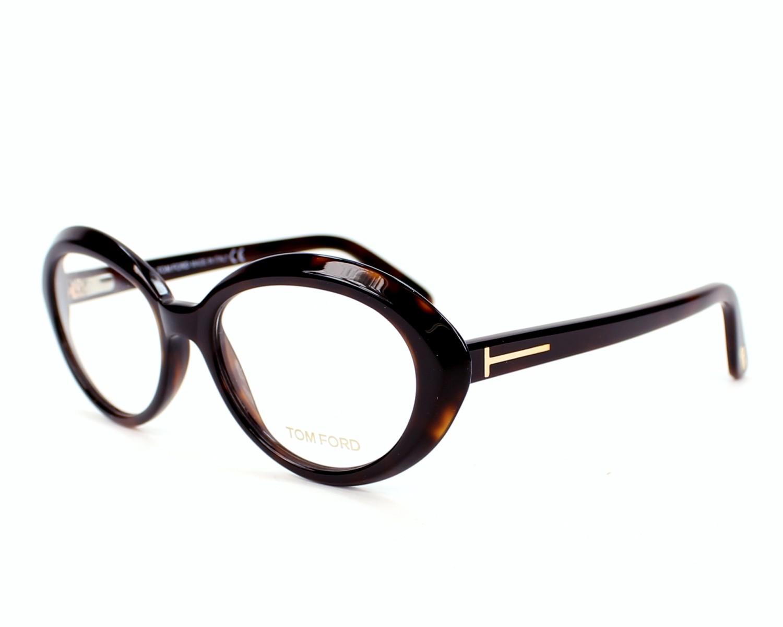 aefd9880c8b4d9 Brillen Tom Ford TF-5251 052 - havana Profilansicht