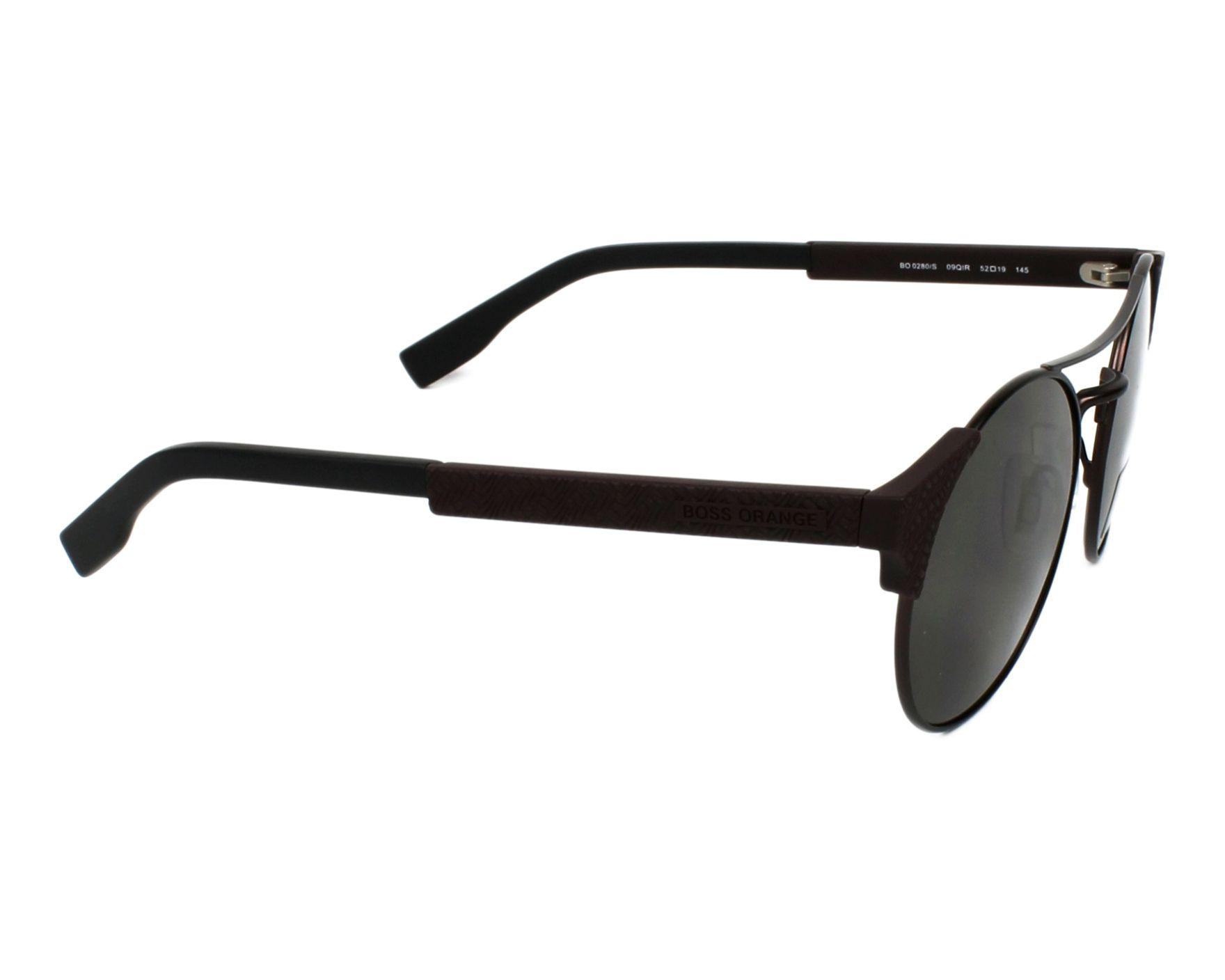Boss Orange Sonnenbrille » BO 0280/S«, braun, 09Q/IR - braun/grau