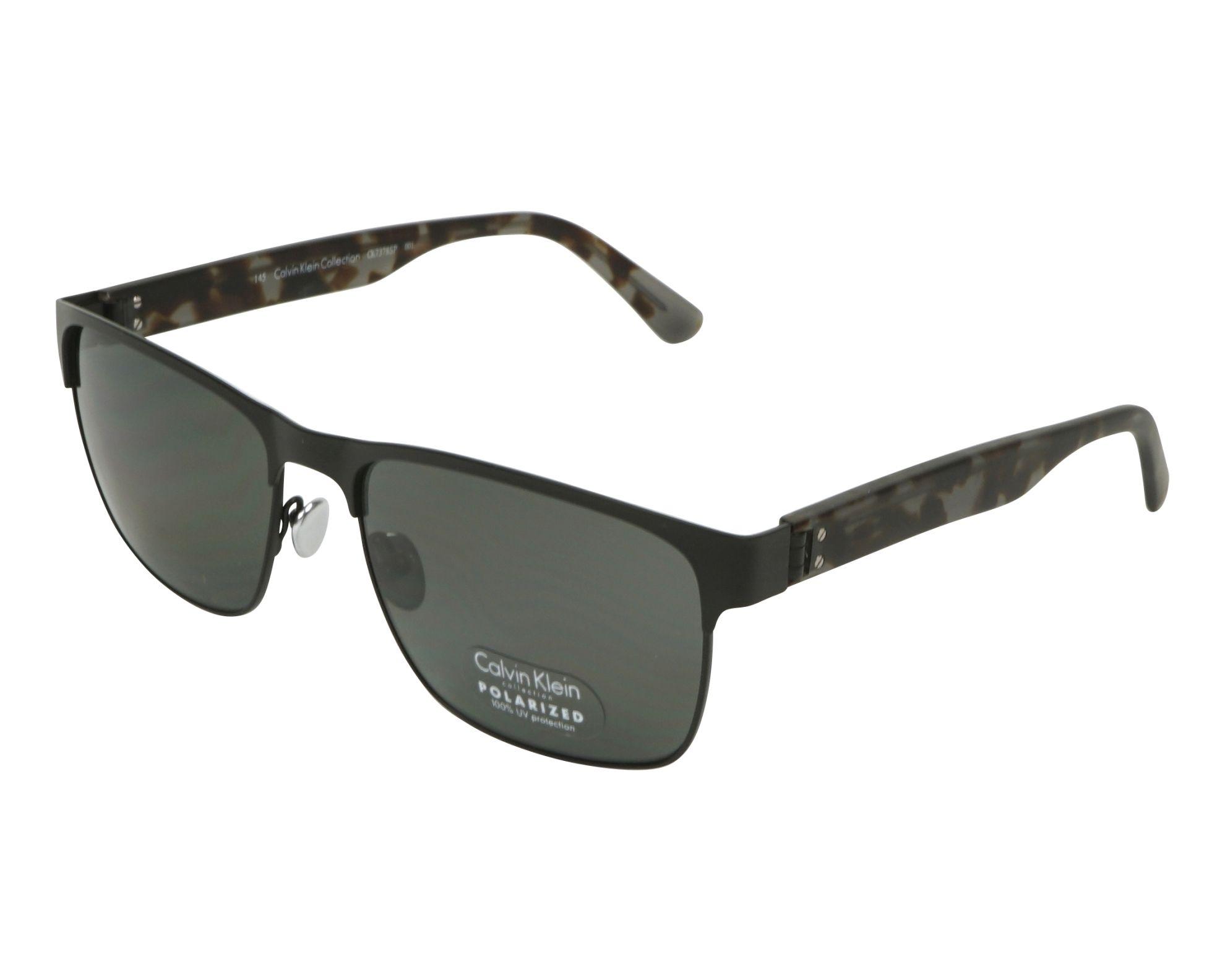 Calvin Klein Sonnenbrille schwarz-braun GJJF0vvsN