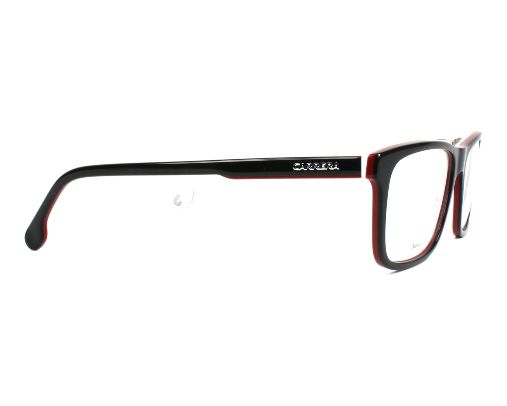Carrera Eyewear Brille » CARRERA 1106/V«, schwarz, 807 - schwarz