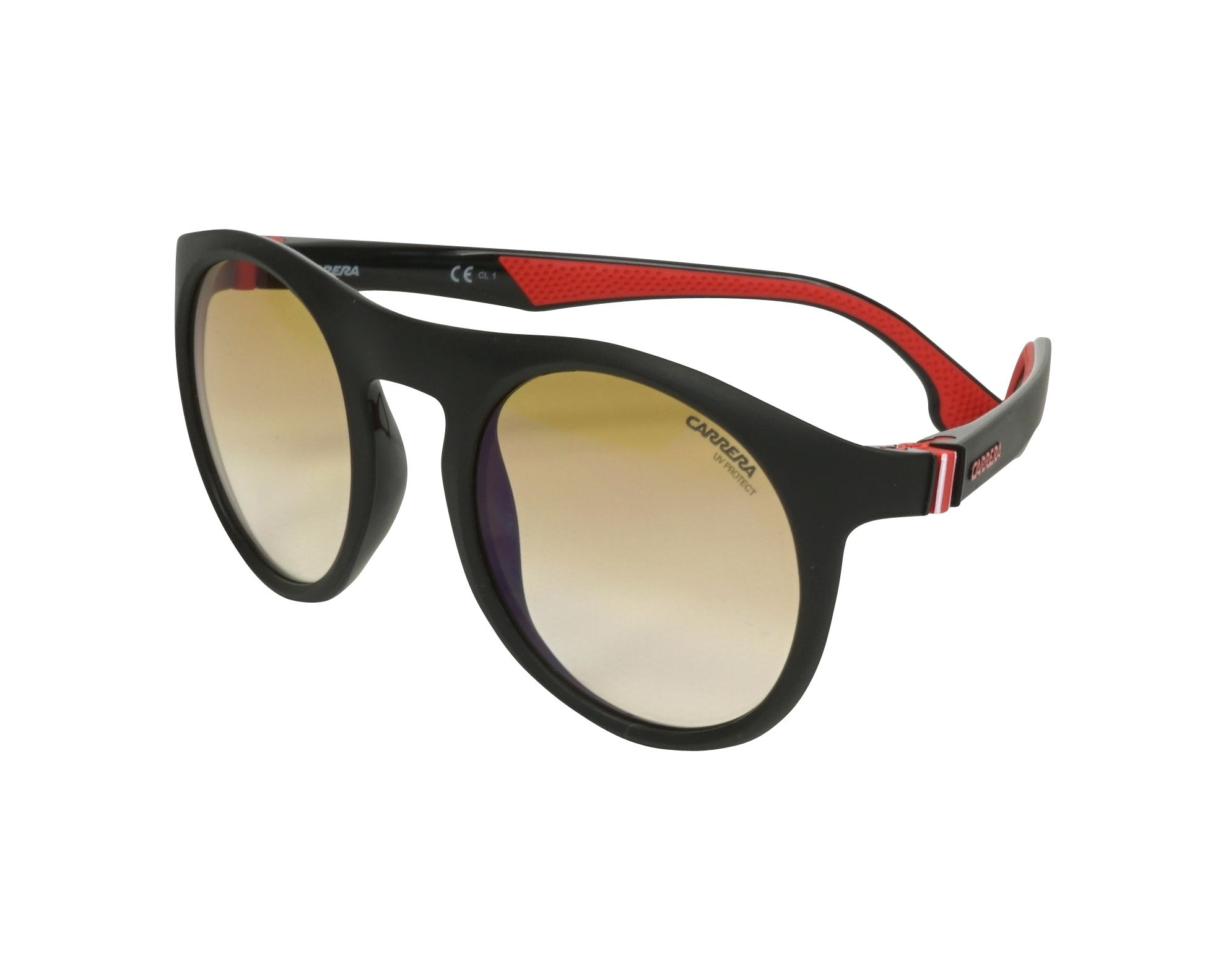 Carrera Eyewear Sonnenbrille » CARRERA 5048/S«, rot, 0Z3/EZ - rot/ grau