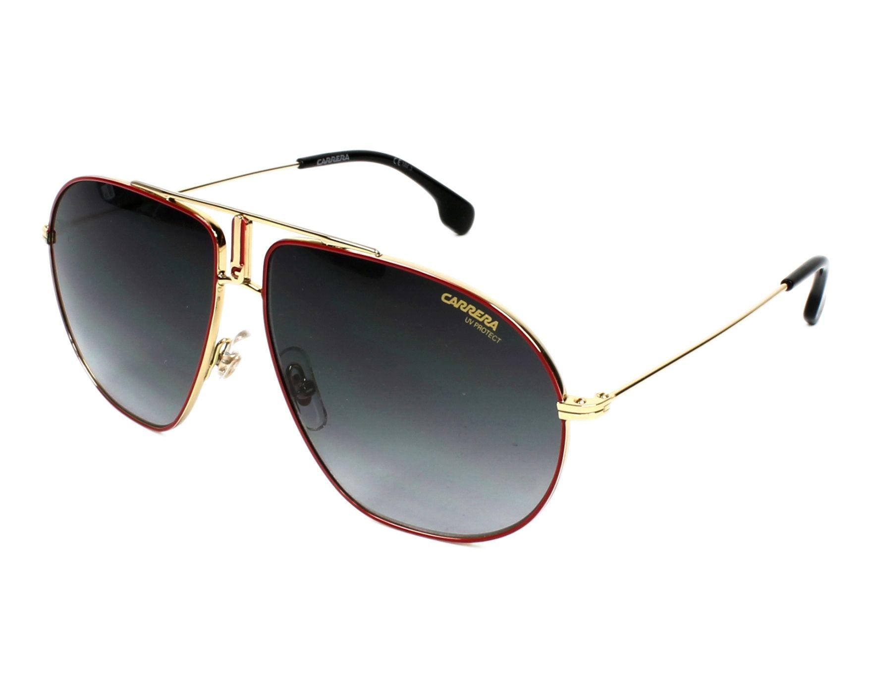 Carrera Eyewear Sonnenbrille » CARRERA BOUND«, rot, AU2/9O - rot/grau